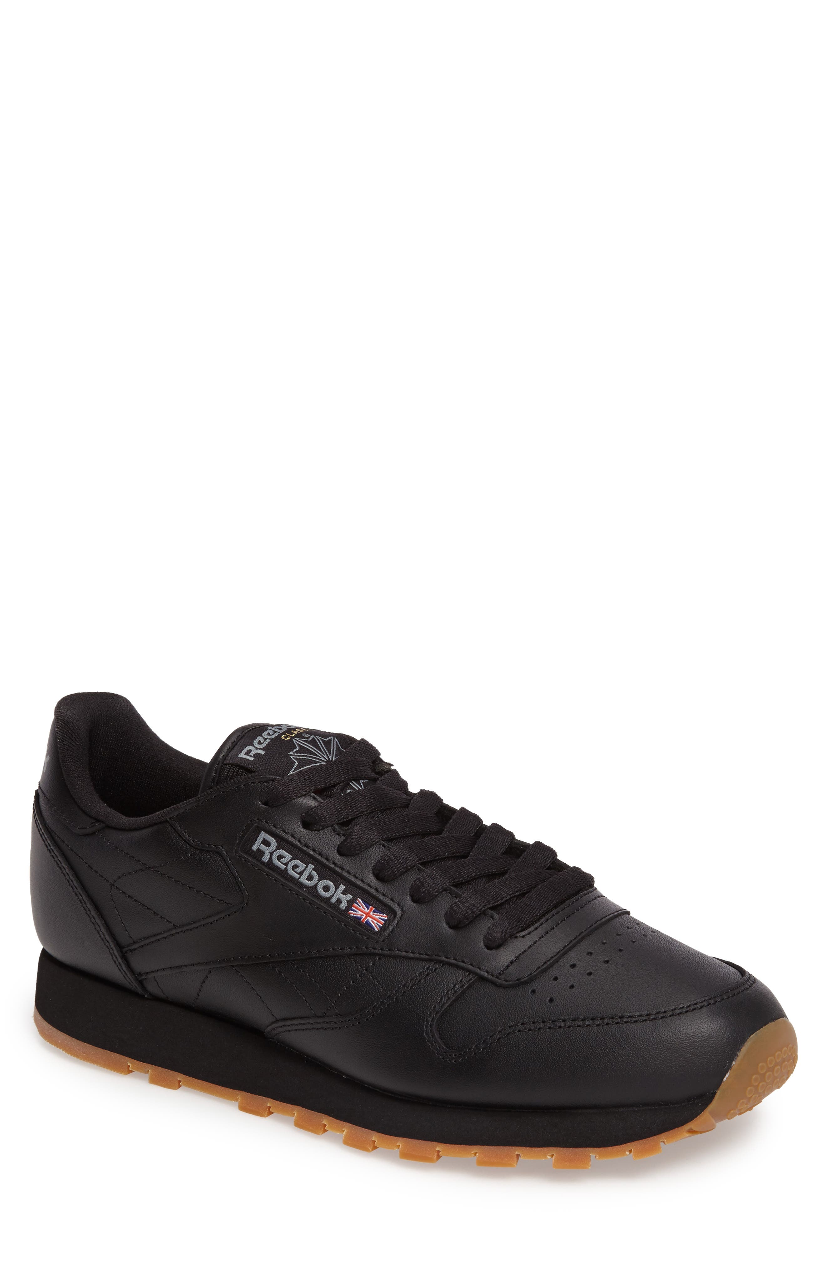 Alternate Image 1 Selected - Reebok 'Classic' Sneaker (Men)