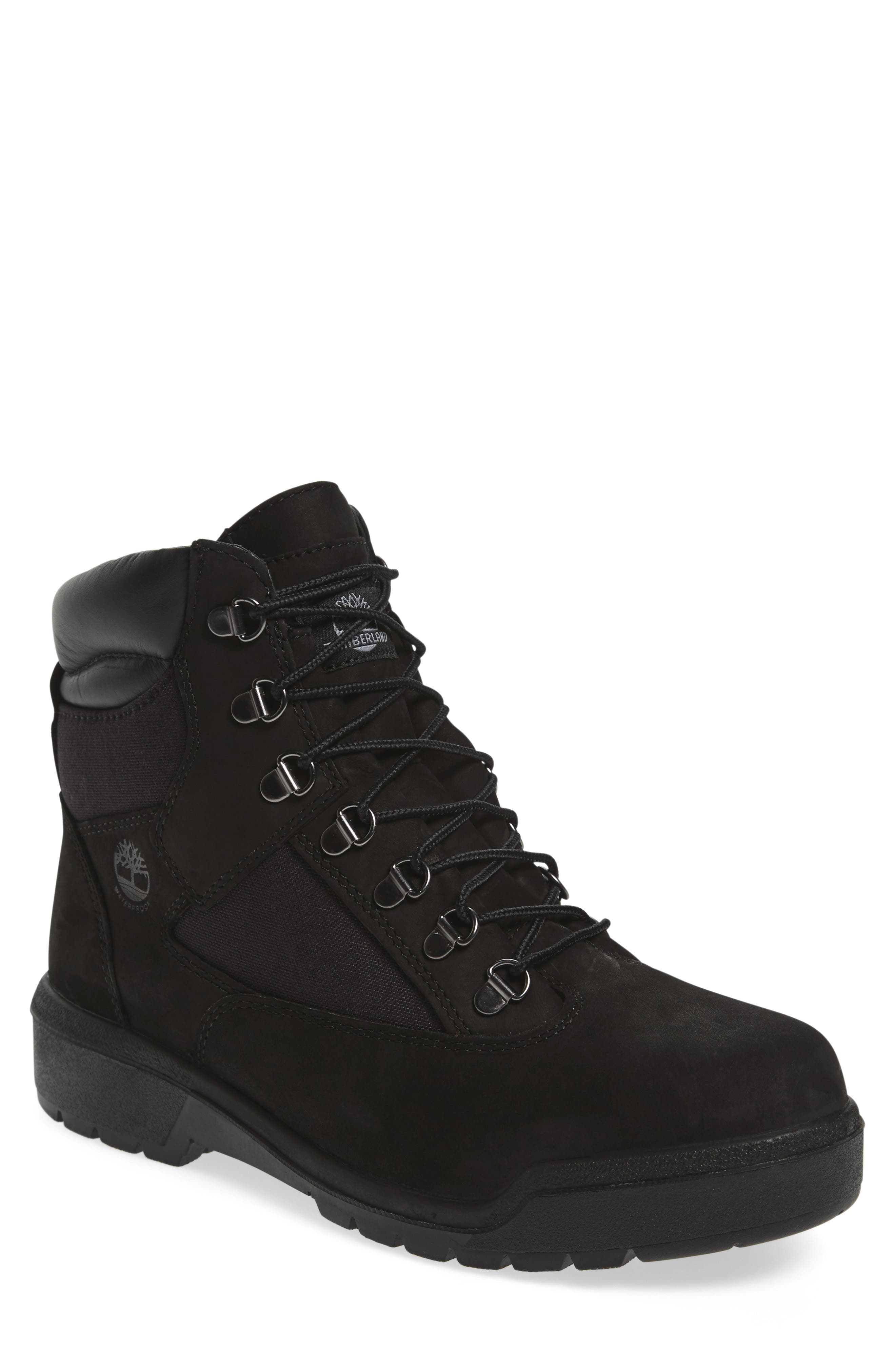 Alternate Image 1 Selected - Timberland Field Waterproof Boot (Men)