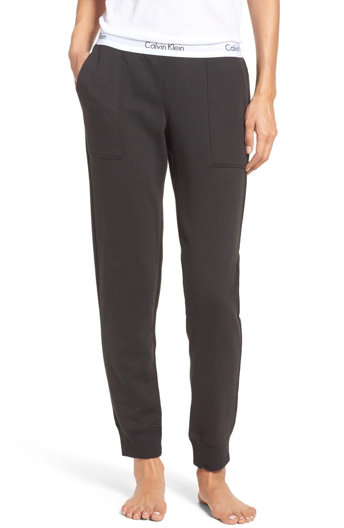 Main Image - Calvin Klein Lounge Jogger Pants