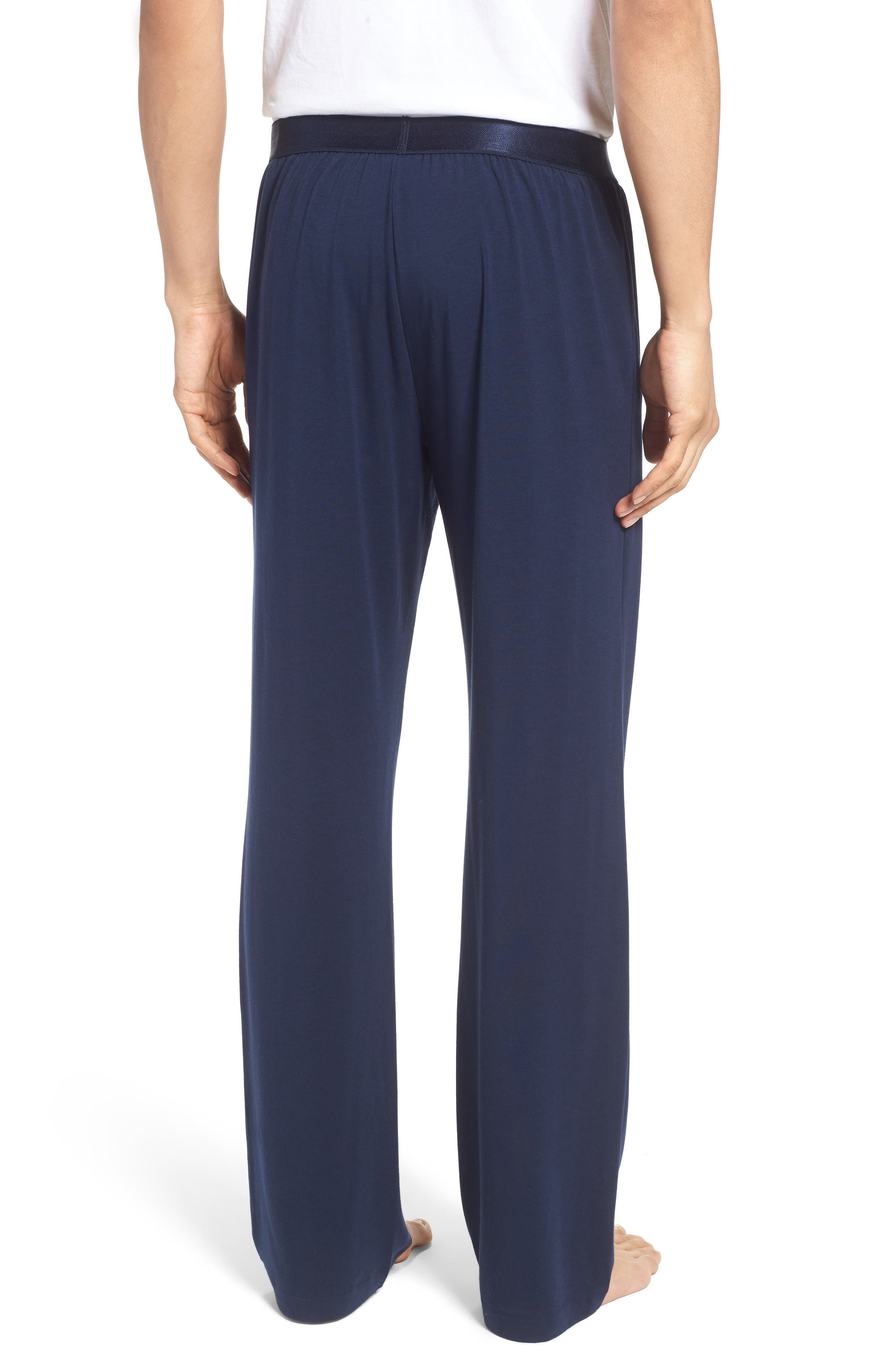 Alternate Image 2  - Nordstrom Men's Shop Micromodal Blend Lounge Pants