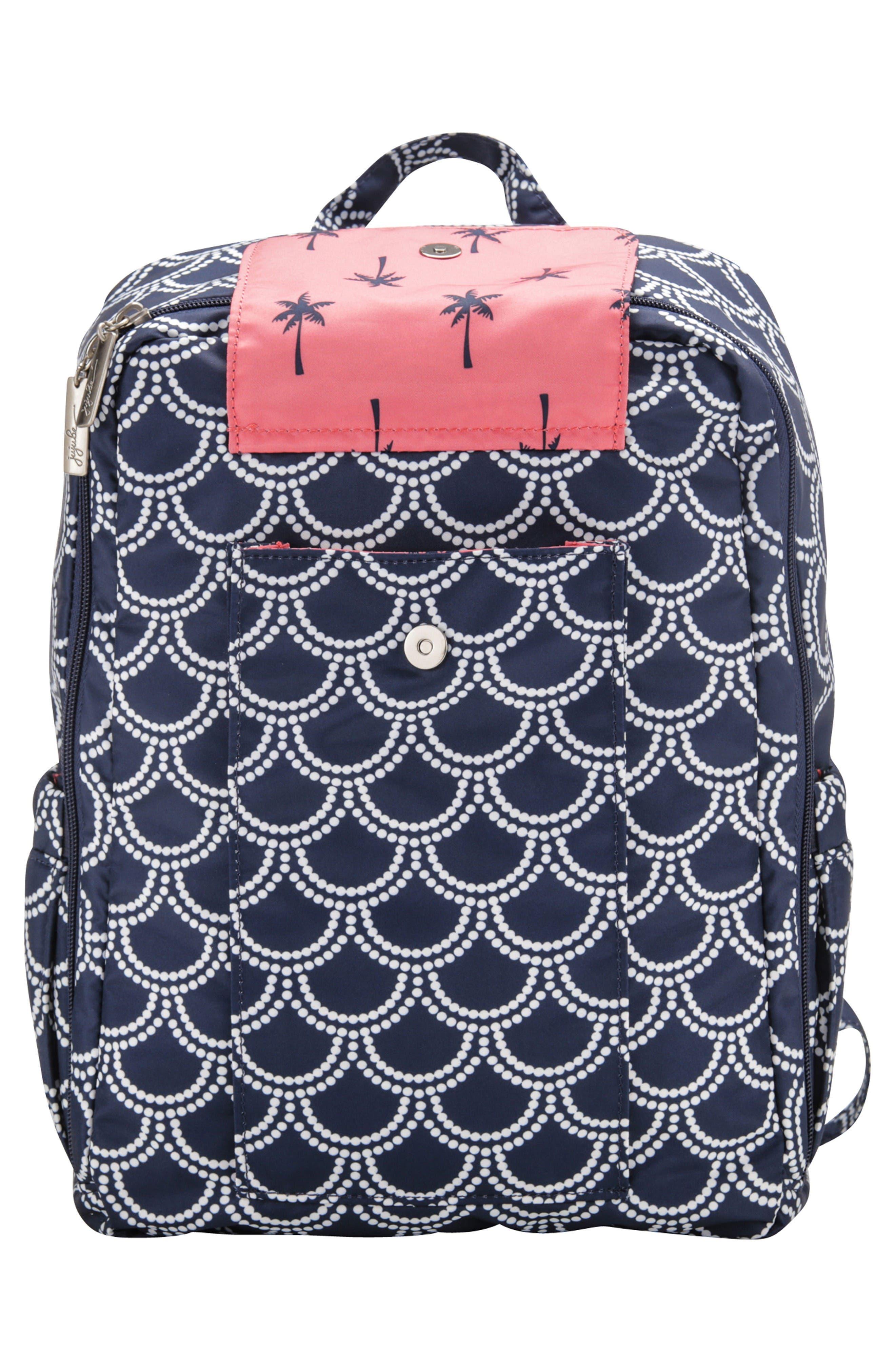 Alternate Image 3  - Ju-Ju-Be Mini Be - Coastal Collection Diaper Backpack