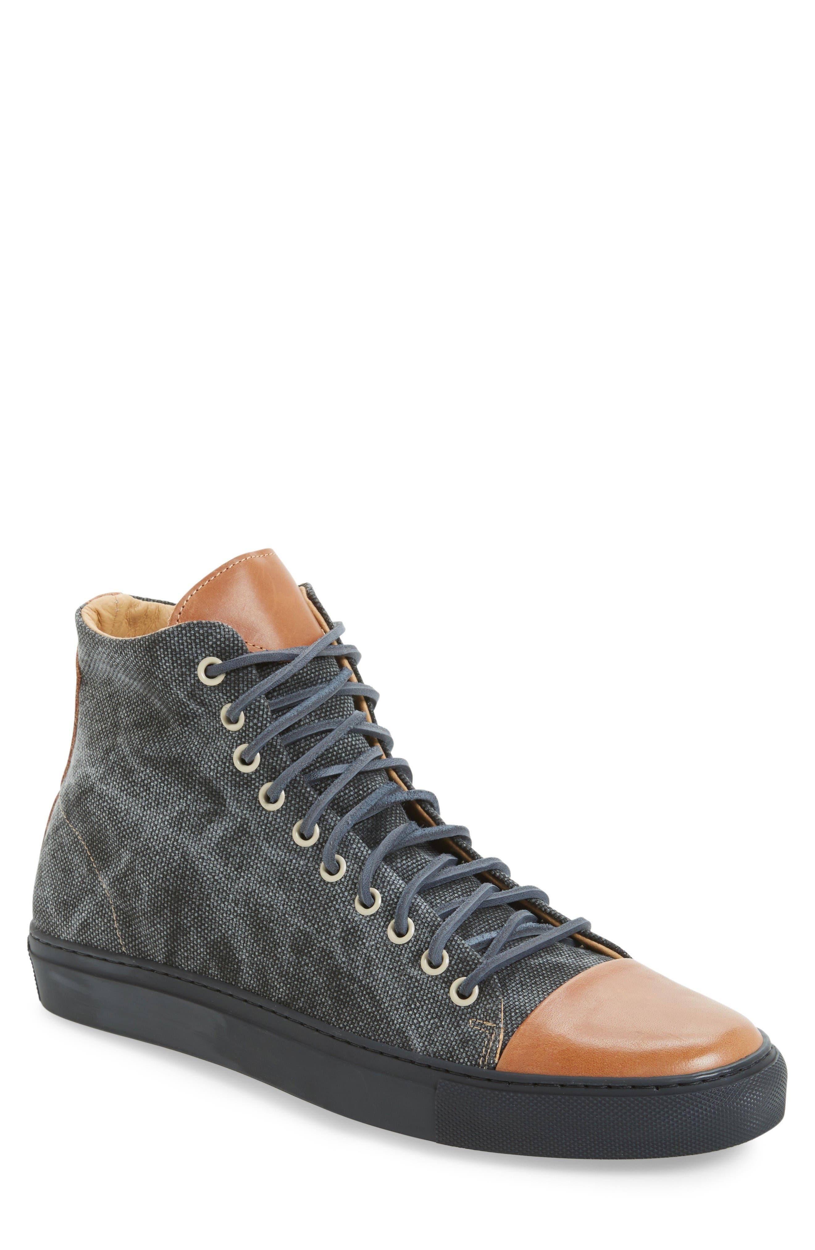 Alternate Image 1 Selected - Kenneth Cole New York Good Sport High Top Sneaker (Men)