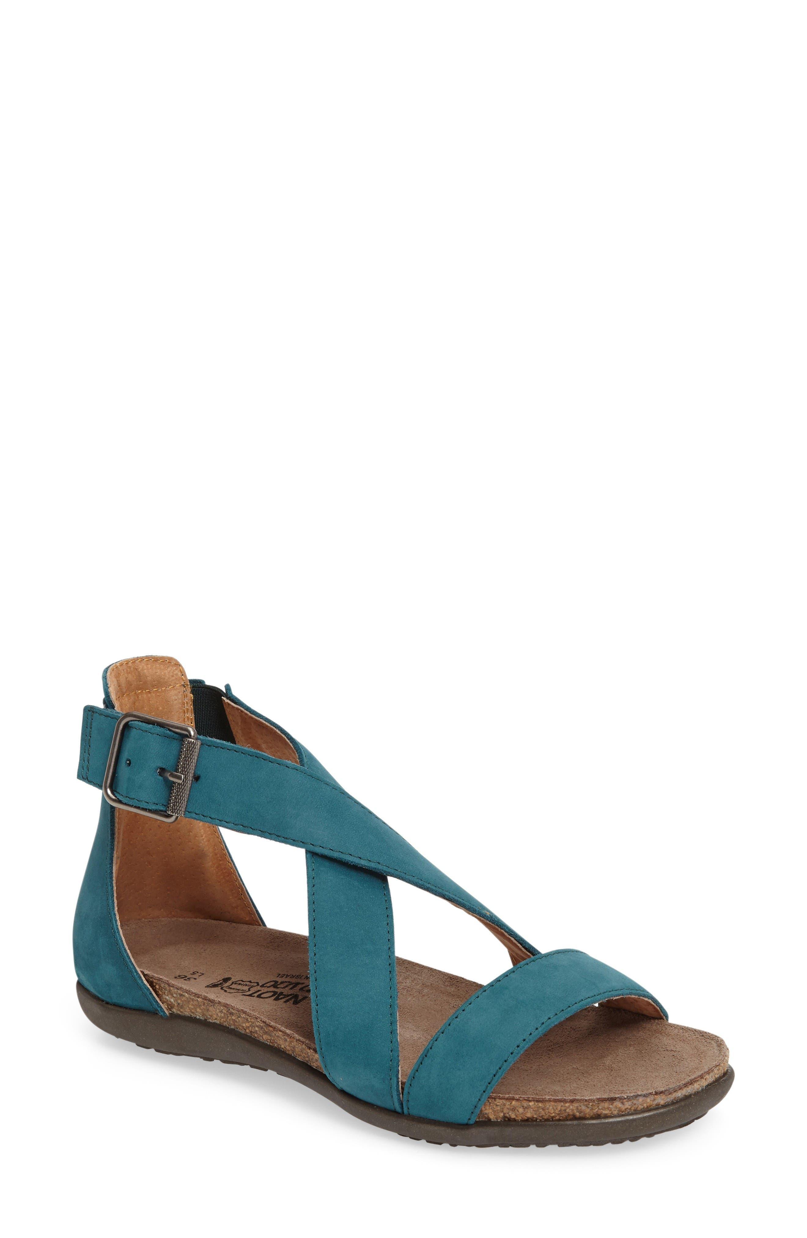 Alternate Image 1 Selected - Naot Rianna Crisscross Sandal (Women)