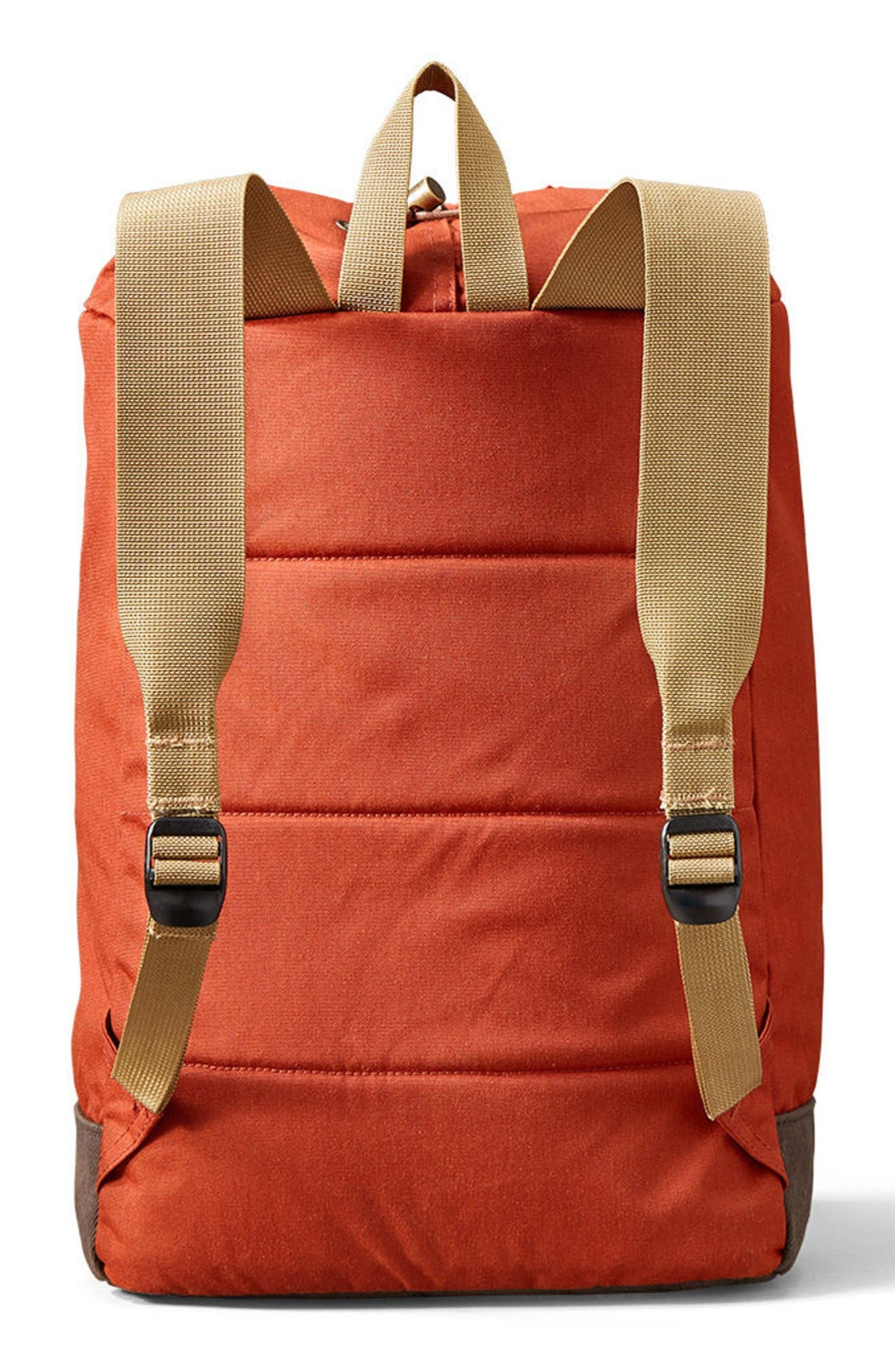 Day Pack,                             Alternate thumbnail 2, color,                             Rust Red