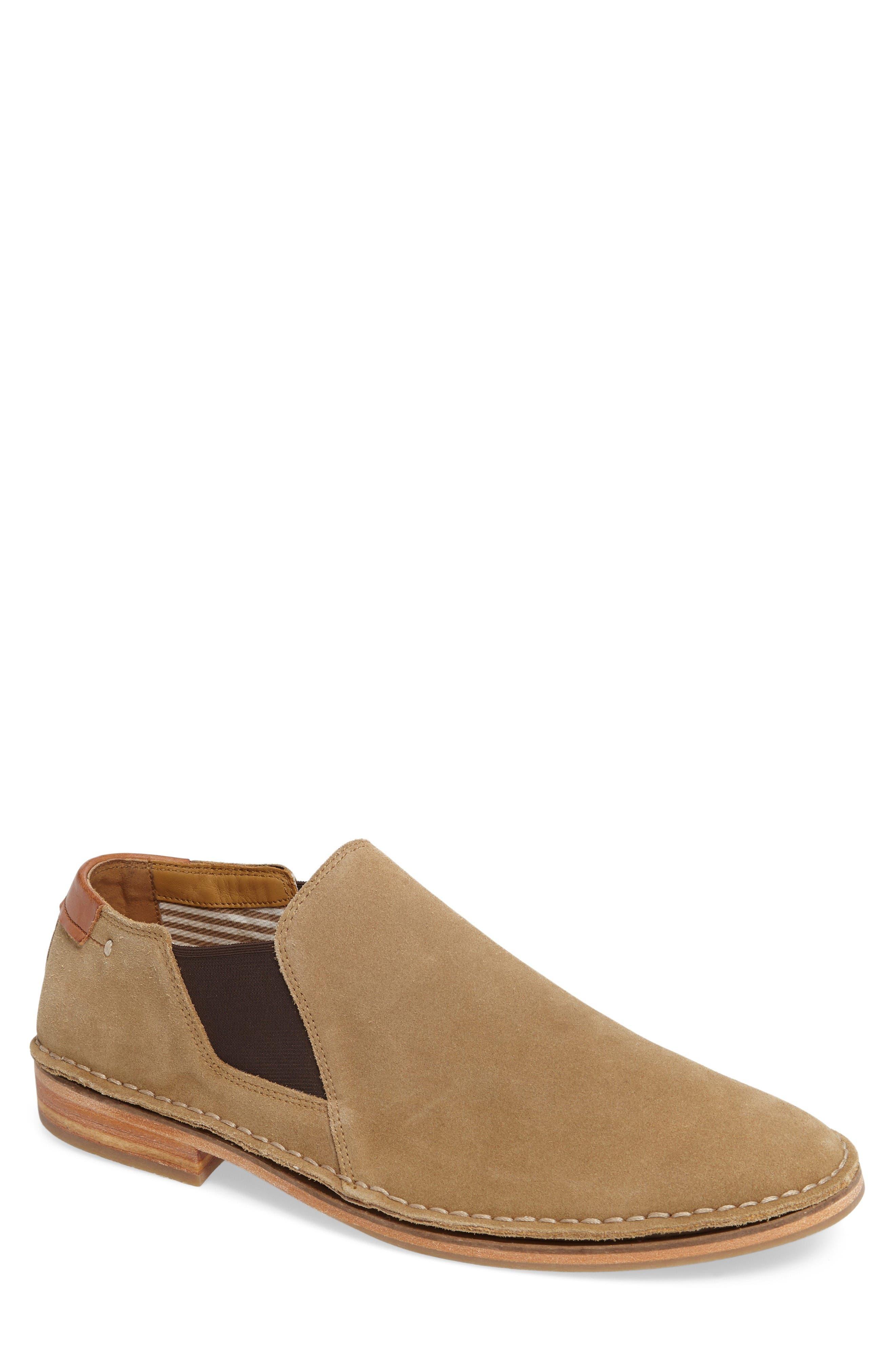Hunters Chelsea Boot,                         Main,                         color, Studland