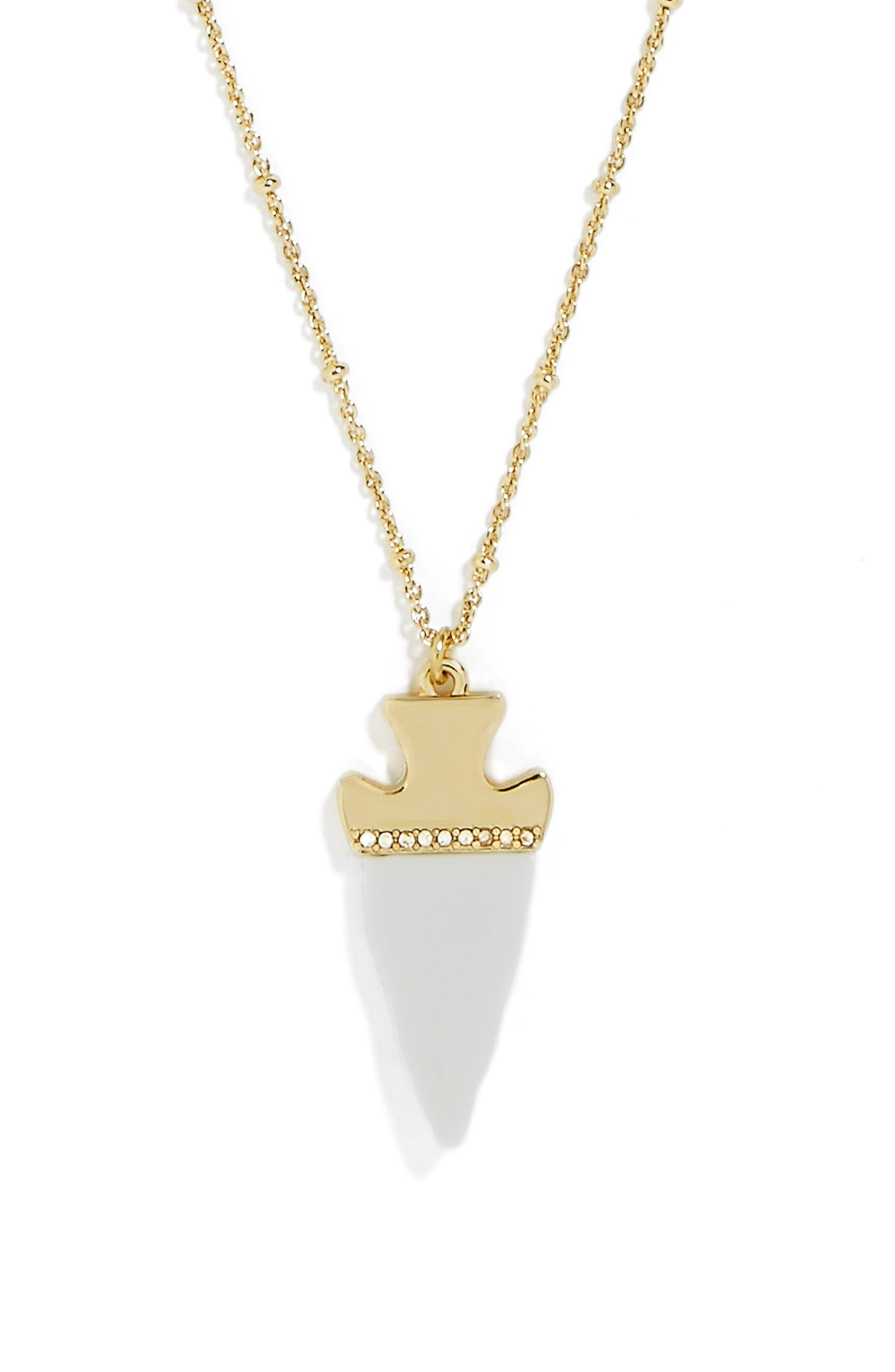 Alternate Image 2  - Baublebar Pallas Pendant Necklace