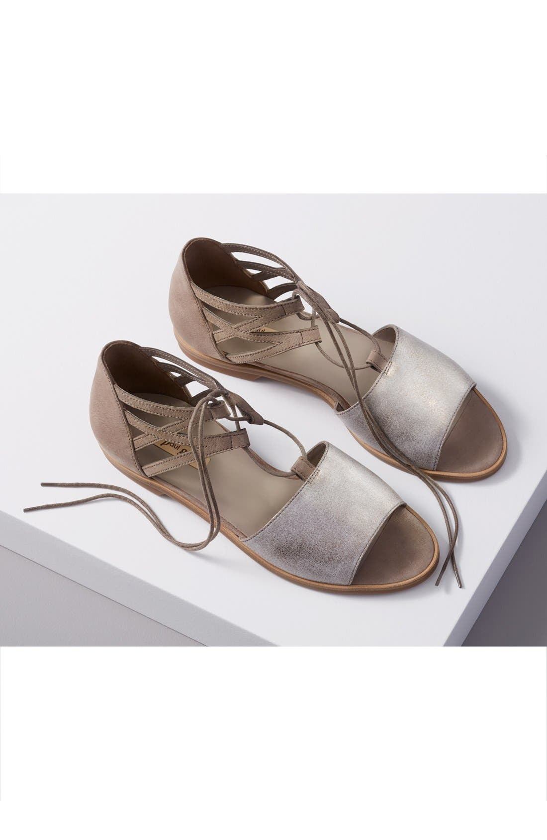 Alternate Image 7  - Paul Green Morea Lace-Up Sandal (Women)