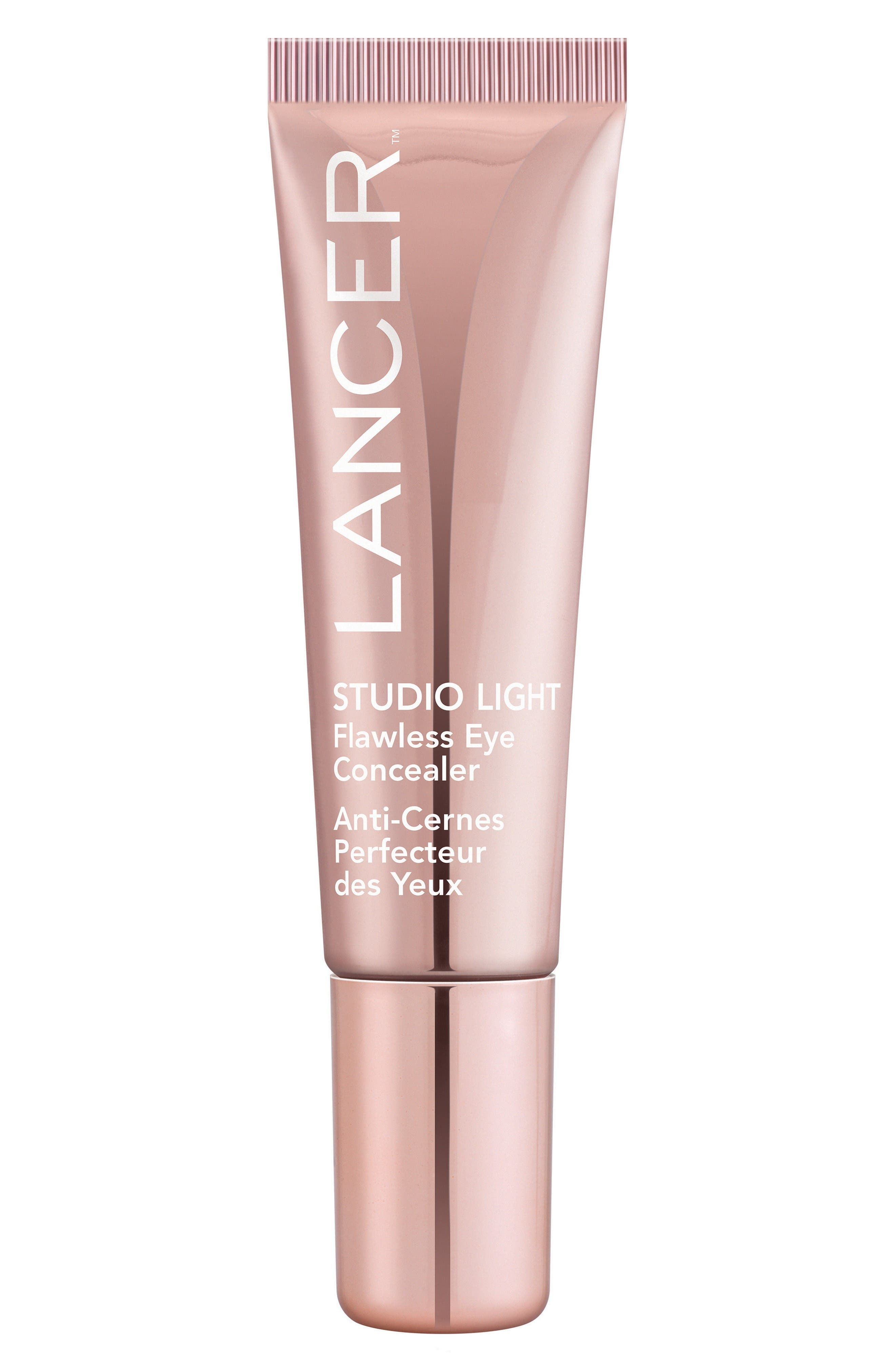 Alternate Image 1 Selected - LANCER Skincare Studio Light Flawless Eye Concealer