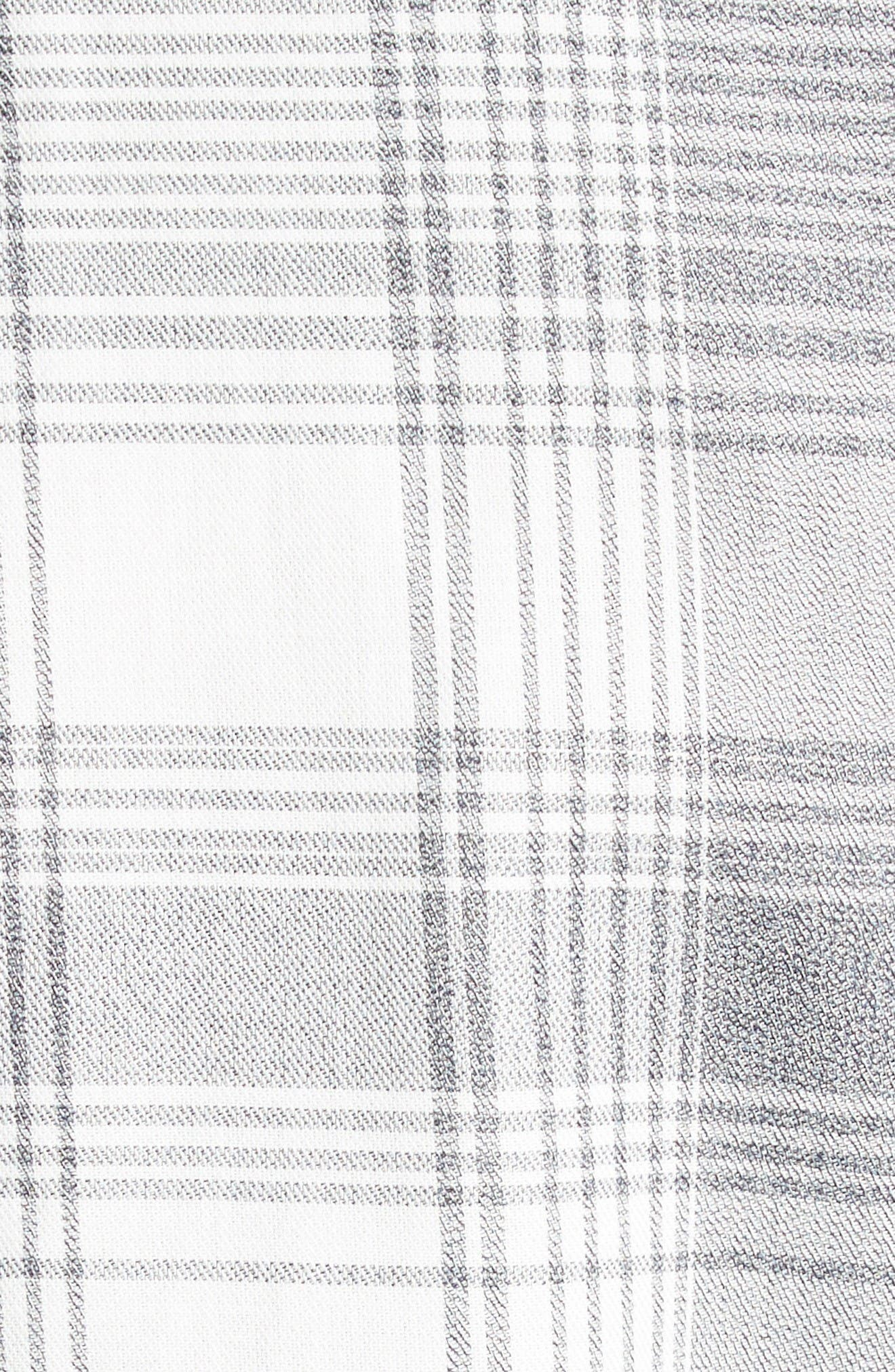 Alternate Image 5  - Norse Projects Woven Check Sport Shirt