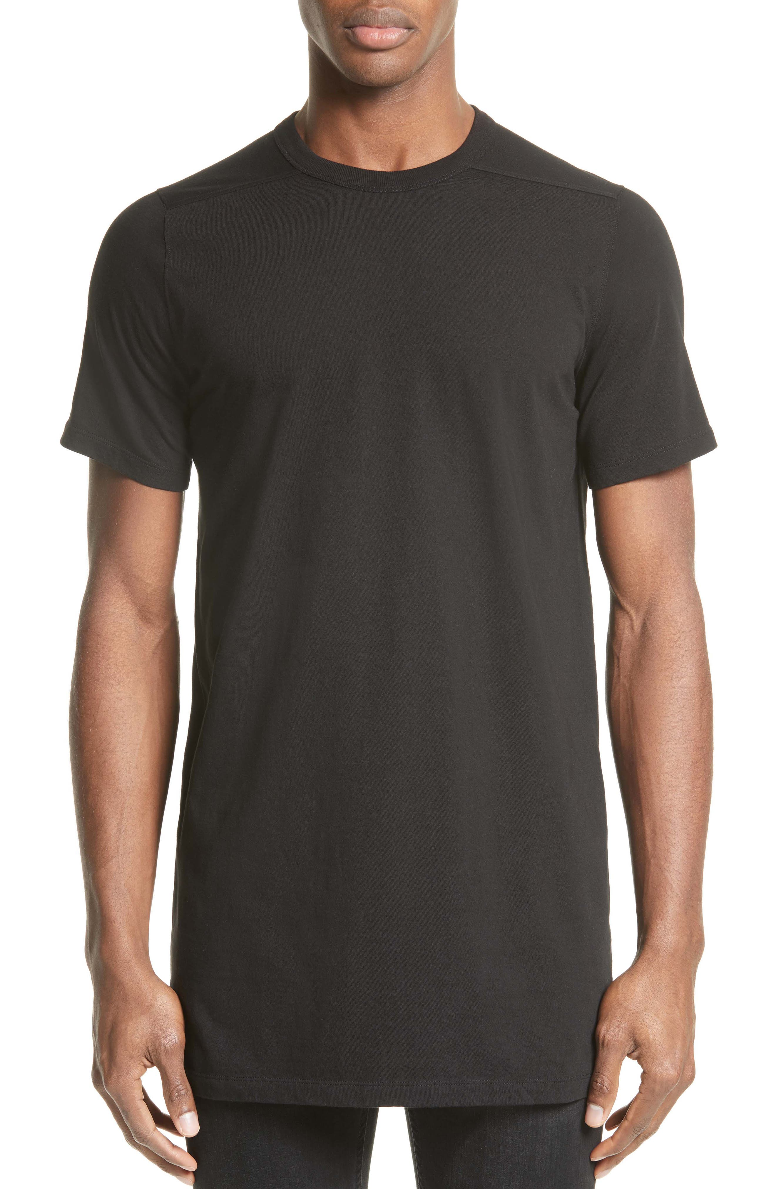 Level T-Shirt,                         Main,                         color, Black
