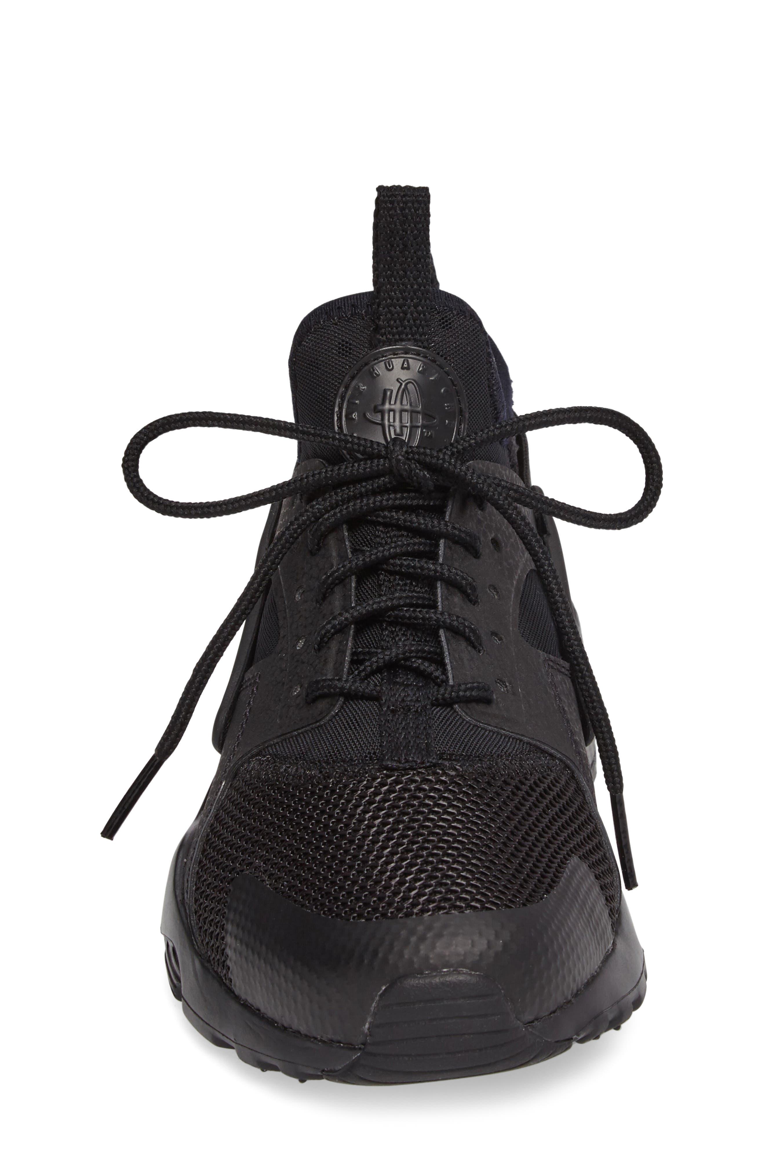Alternate Image 4  - Nike Air Huarache Run Ultra Sneaker (Big Kid)