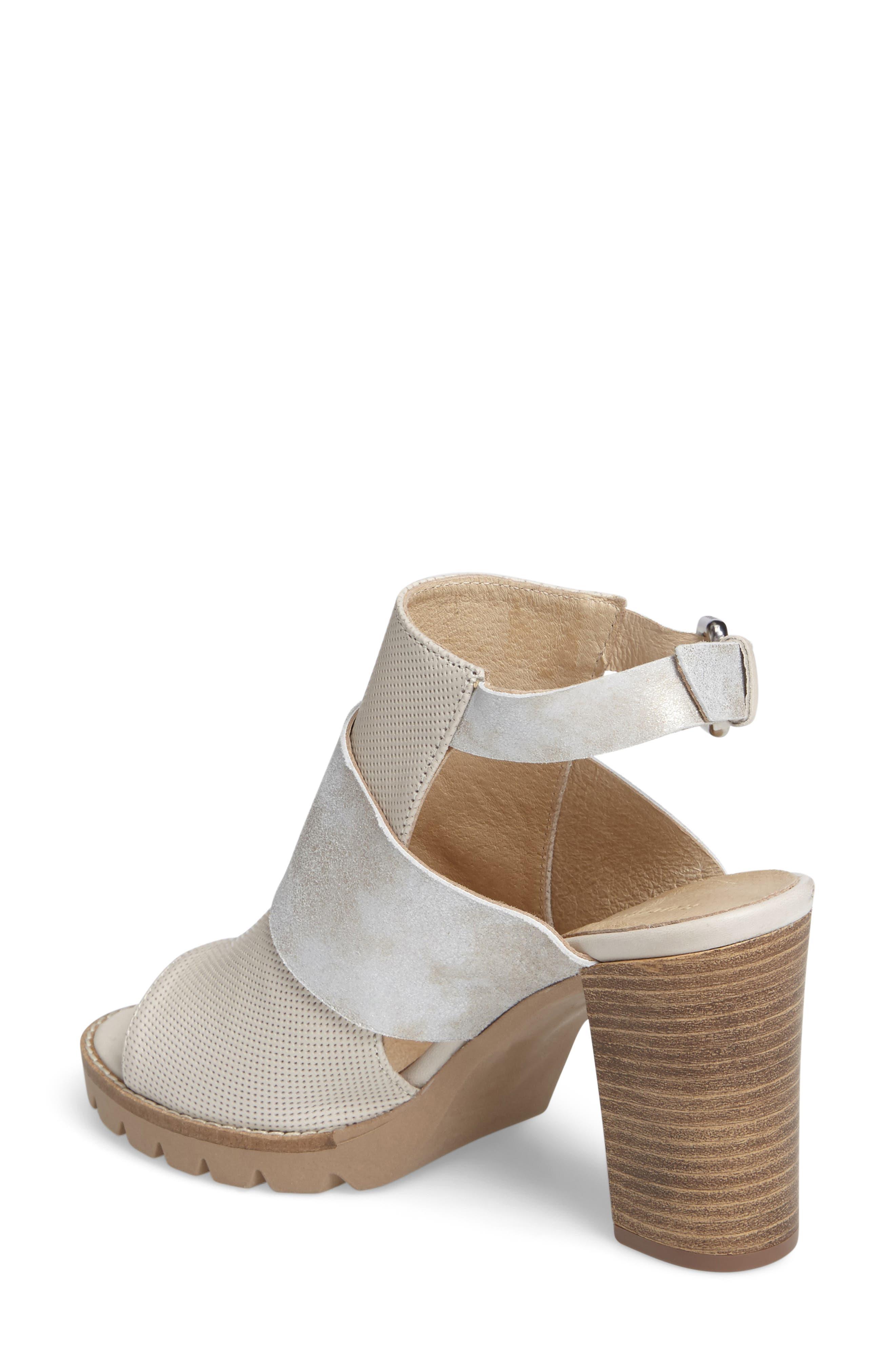 Alternate Image 2  - Rudsak Brittni Block Heel Sandal (Women)