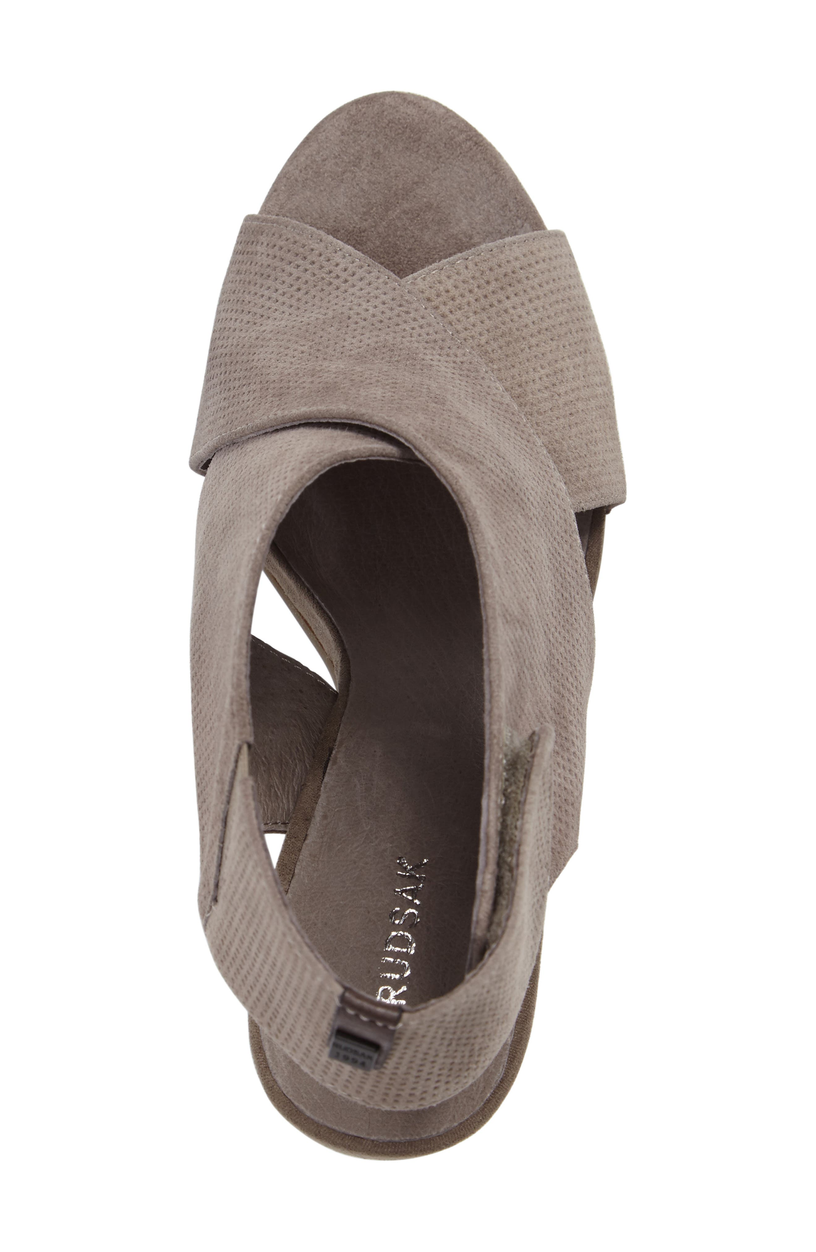 Alternate Image 5  - Rudsak Benedetta Block Heel Sandal (Women)