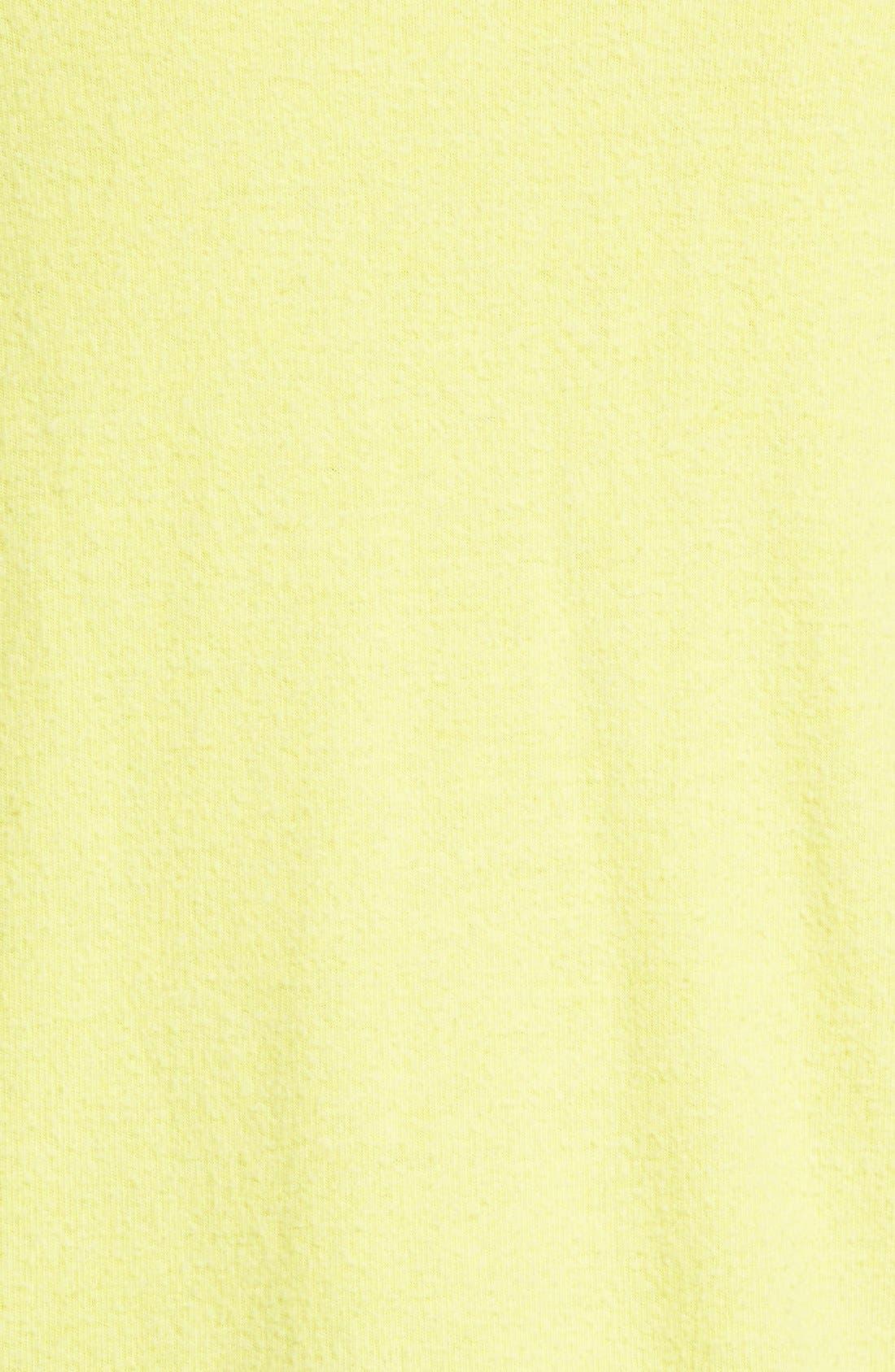 Alternate Image 3  - Wildfox 'More Sun' V-Neck Sweatshirt