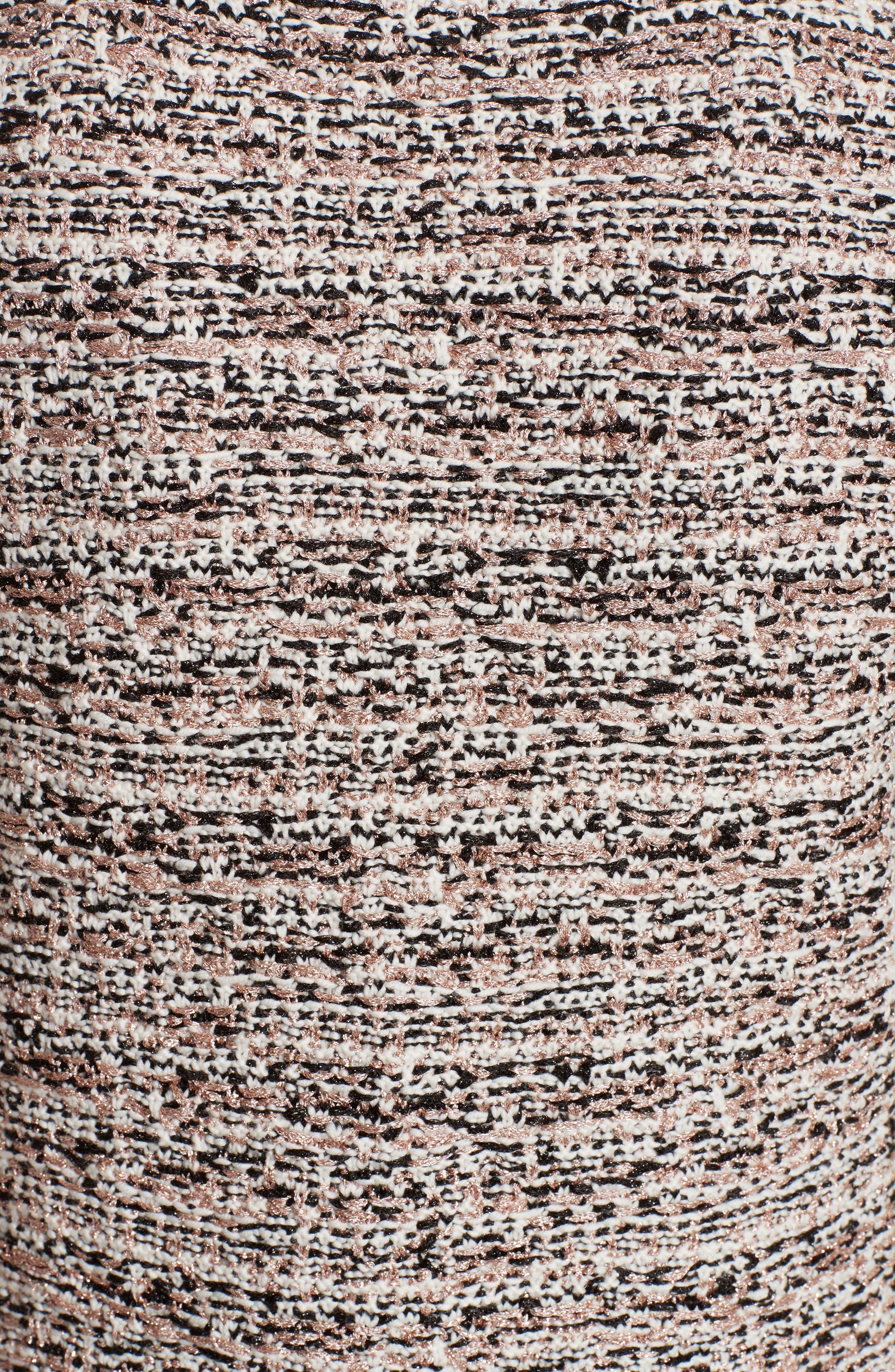Alternate Image 5  - M Missoni Metallic Tweed Jacket