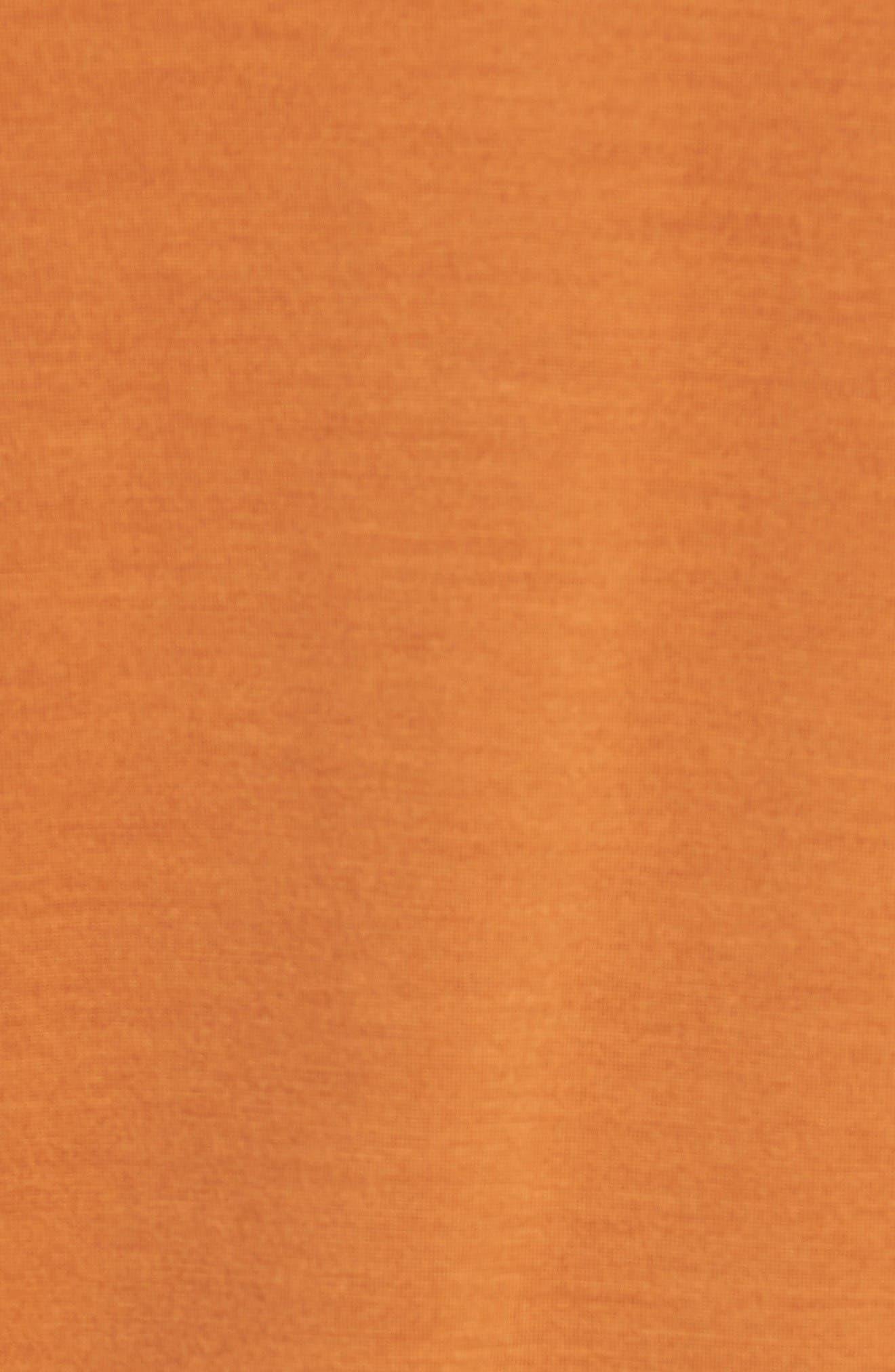 Alternate Image 6  - ibex 'Indie' Merino Wool Half Zip Hoodie