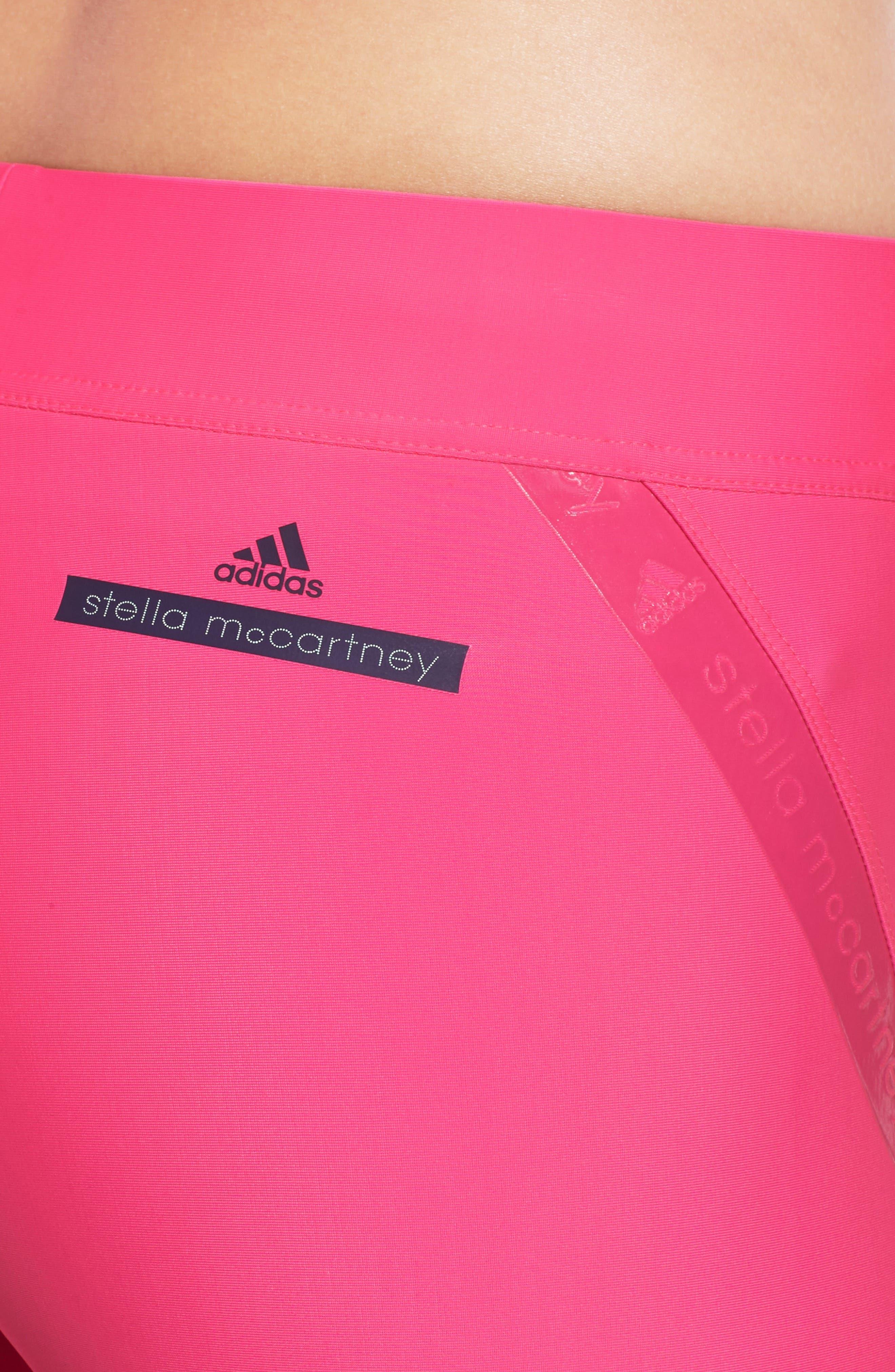 Alternate Image 4  - adidas by Stella McCartney Run Climalite® Capris