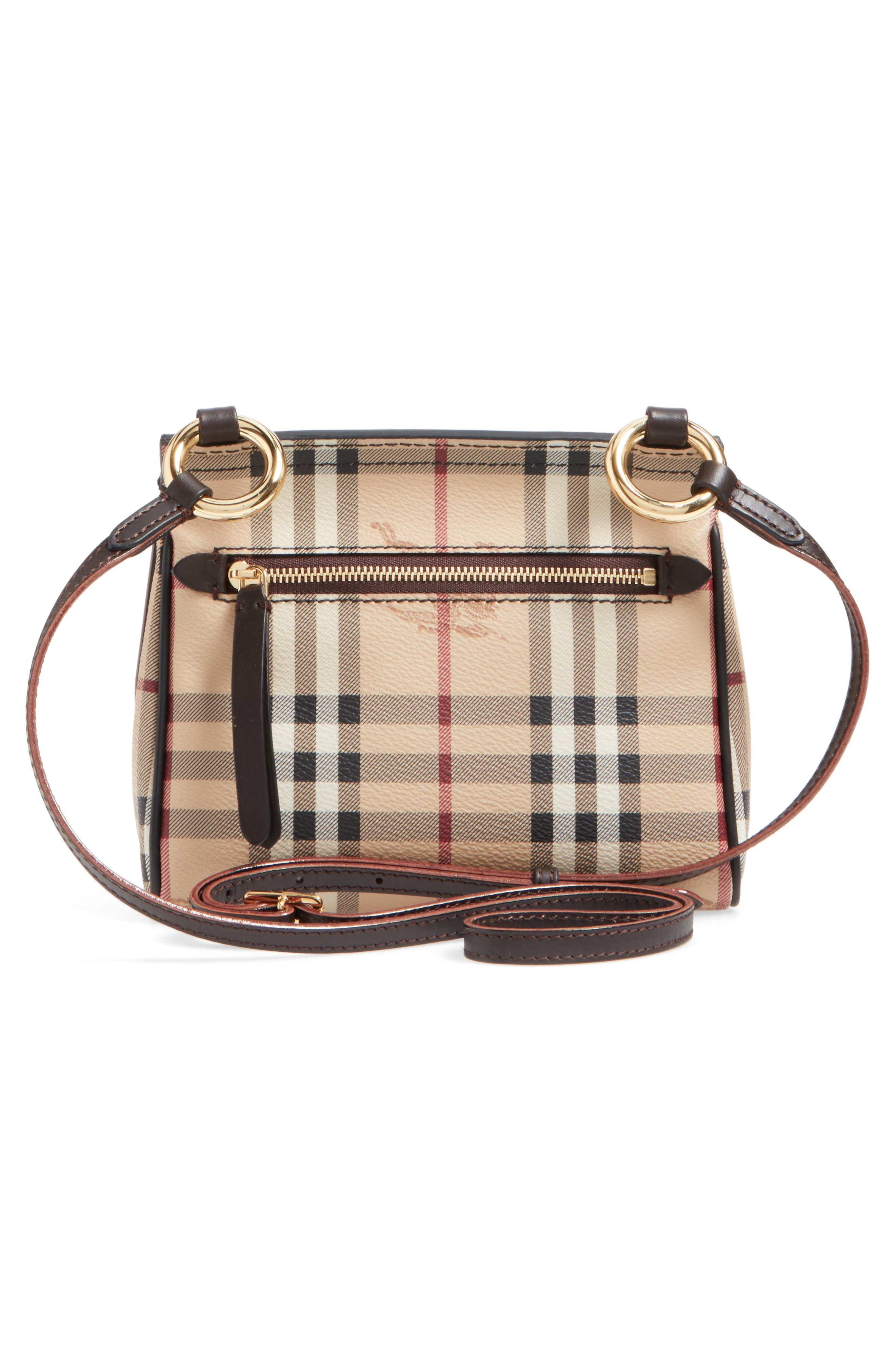Alternate Image 3  - Burberry Bridle Shoulder Bag