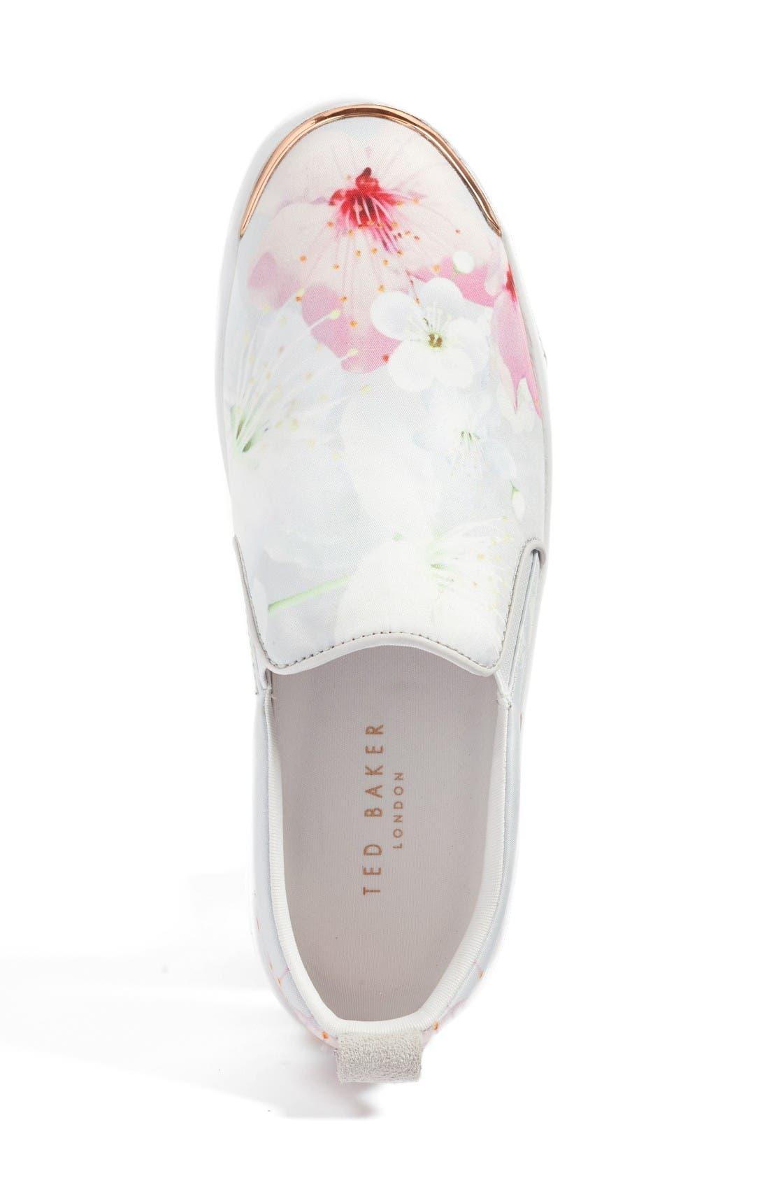 Alternate Image 5  - Ted Baker London Tancey Slip-On Sneaker (Women)