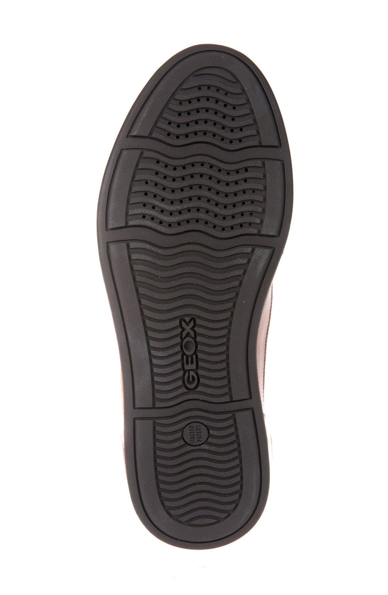 Alternate Image 6  - Geox Clemet 1 Sneaker (Men)