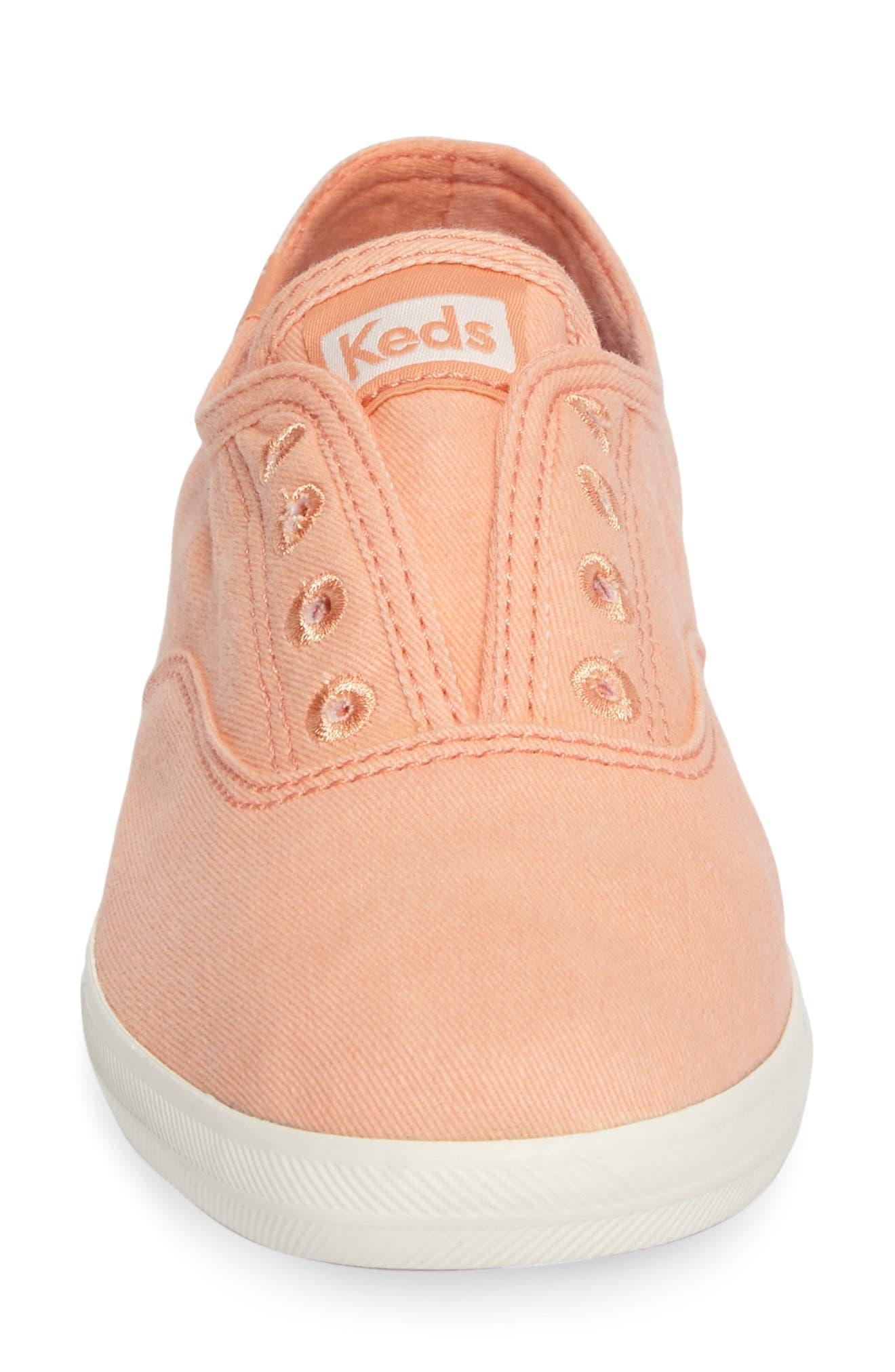 Alternate Image 4  - Keds® 'Chillax' Ripstop Slip-On Sneaker (Women)