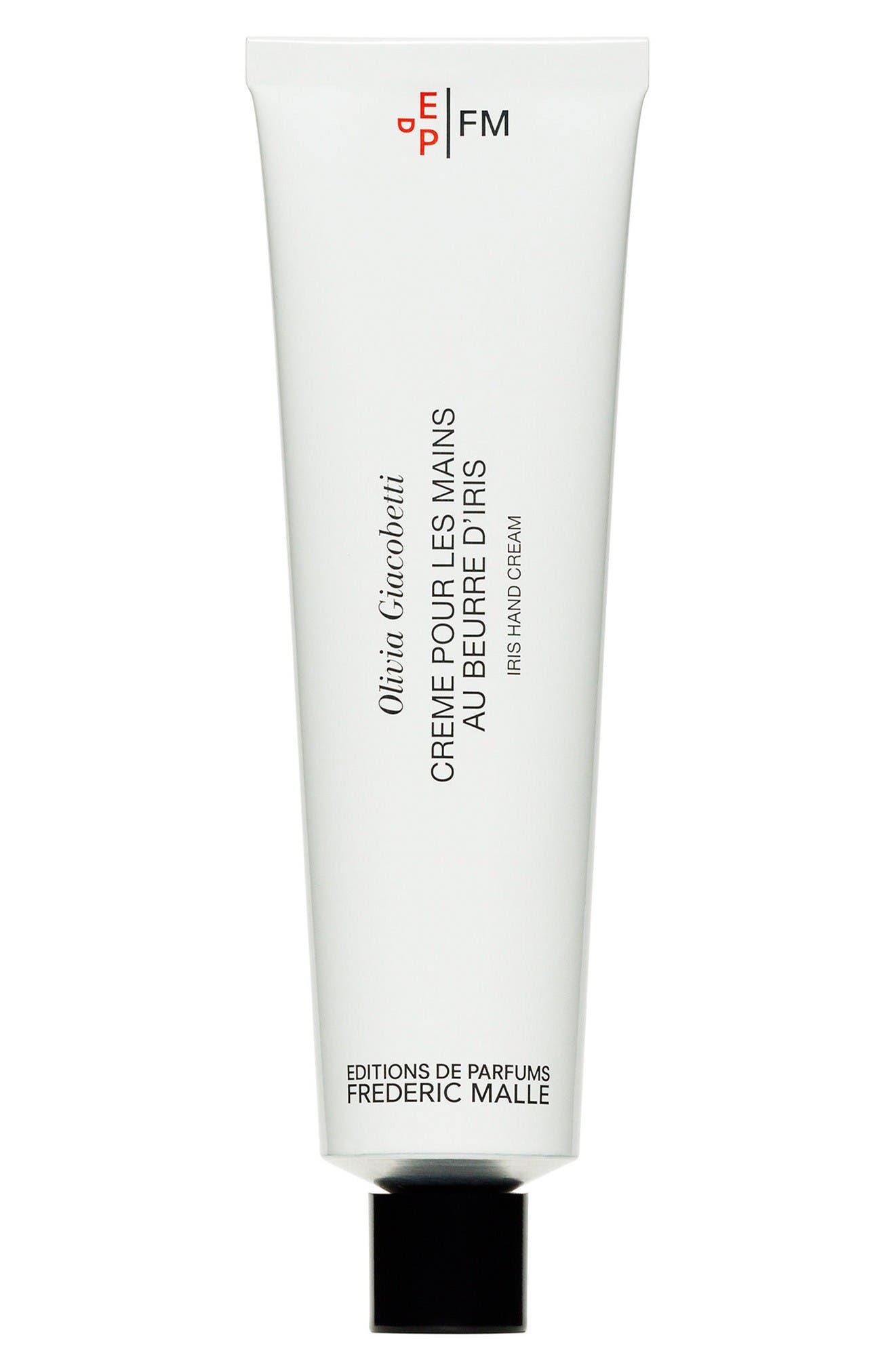Main Image - Editions de Parfums Frédéric Malle Iris Hand Cream