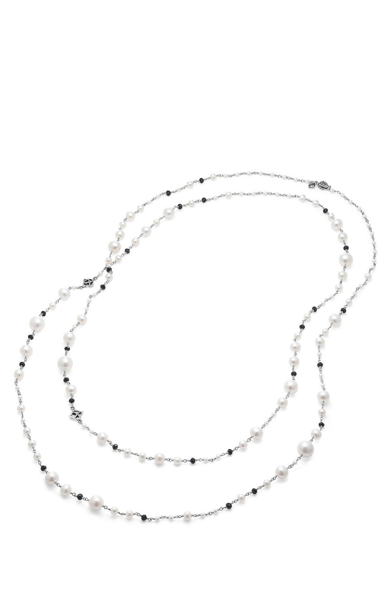 Alternate Image 2  - David Yurman Solari Pearl & Bead Necklace