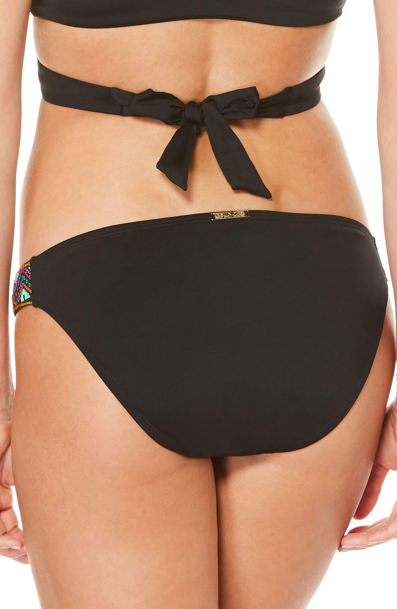 Alternate Image 2  - Laundry by Shelli Segal Oasis Bikini Bottoms