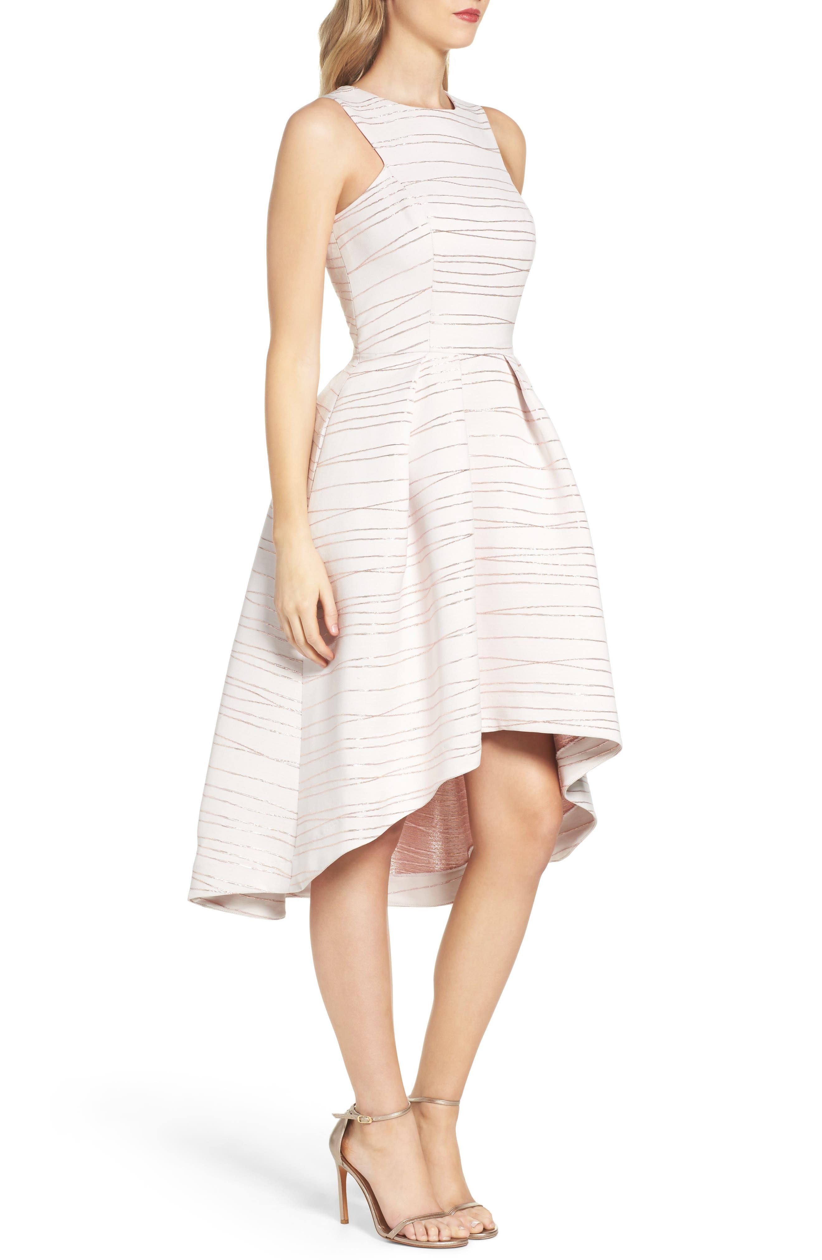 Alternate Image 3  - Shoshanna Coraline Fit & Flare Dress