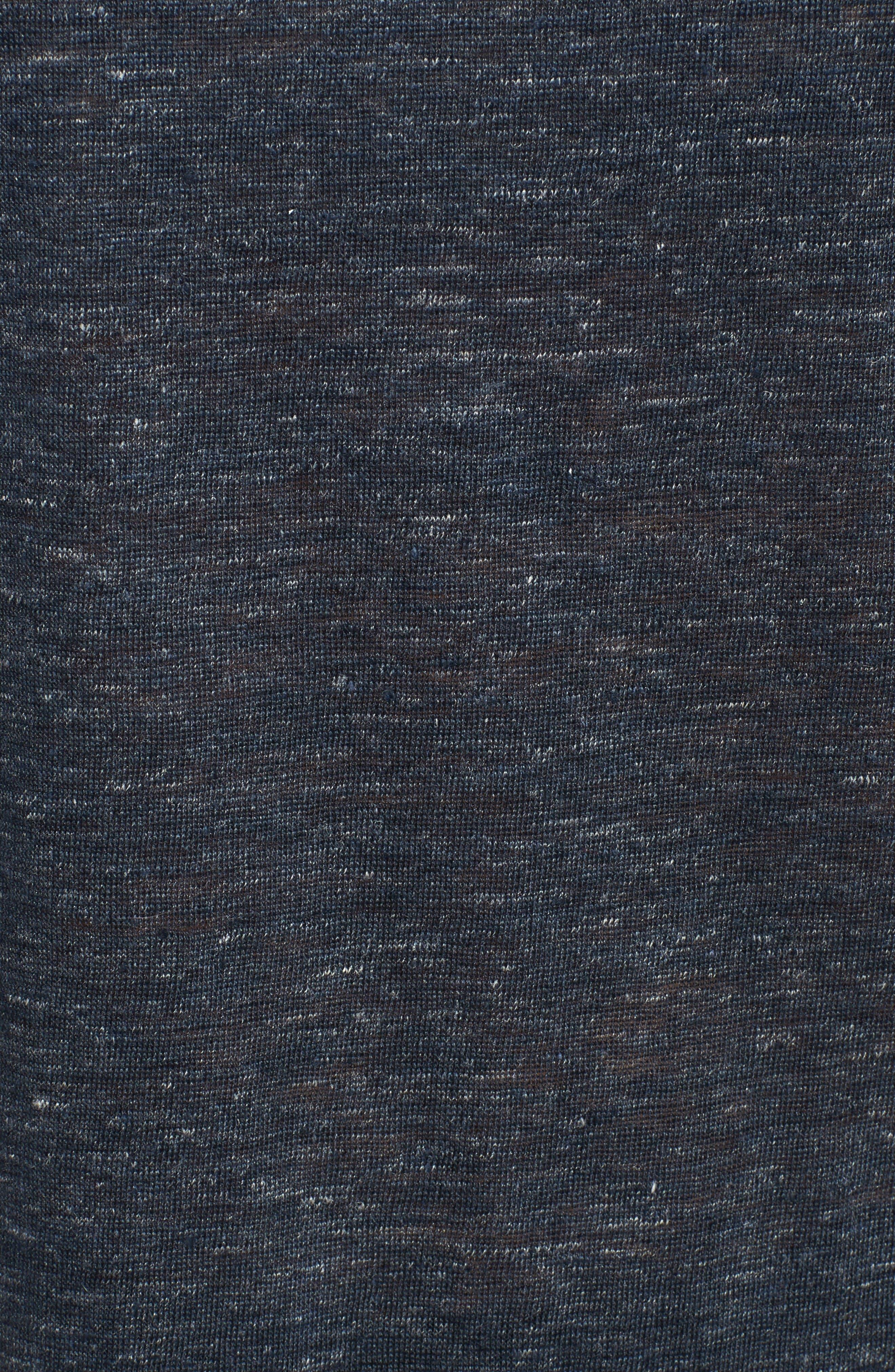 Alternate Image 5  - Classiques Entier® Linen Jersey Tee