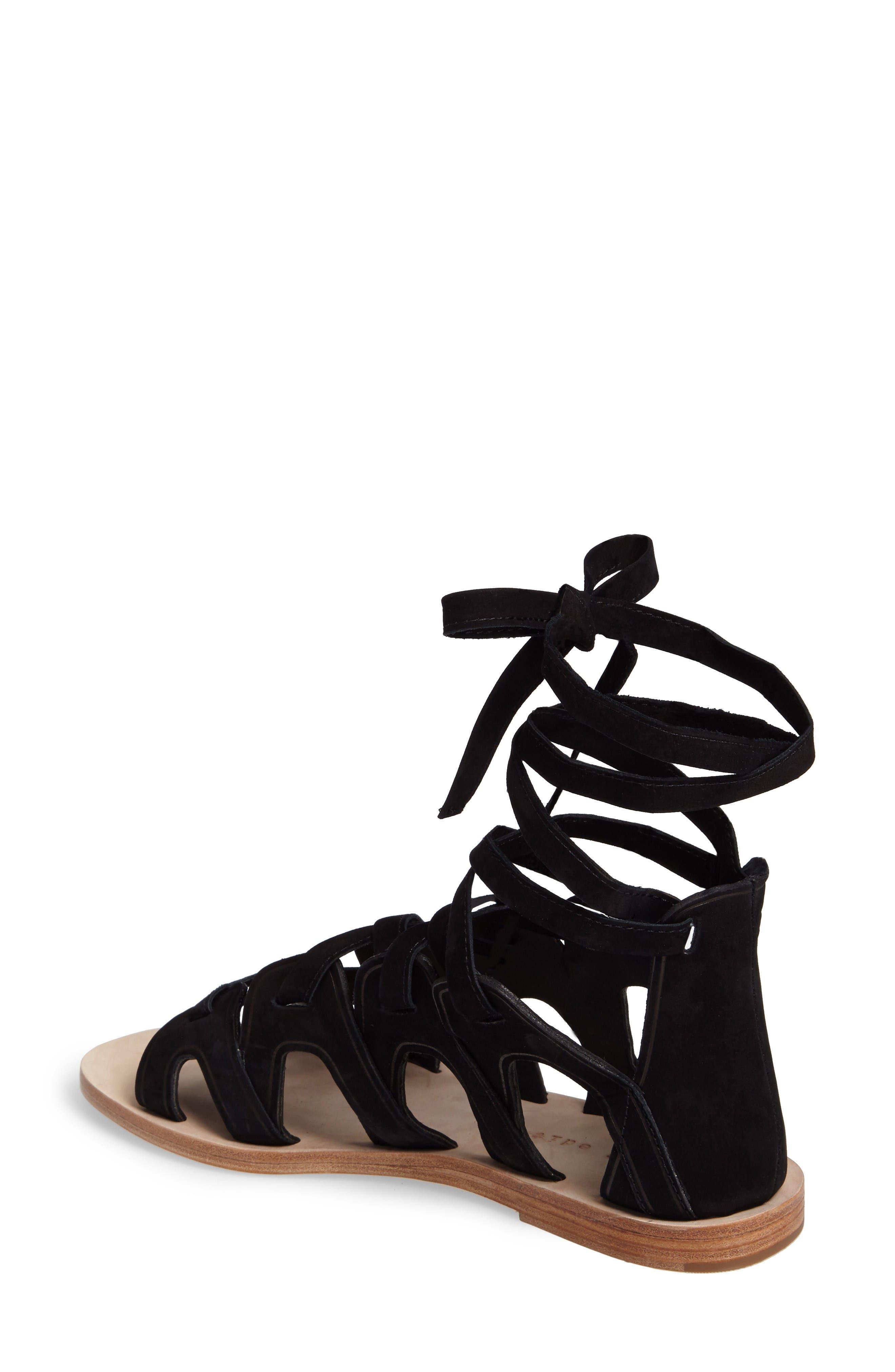 Alternate Image 2  - Mercer Edit EZonthei Gladiator Sandal (Women)
