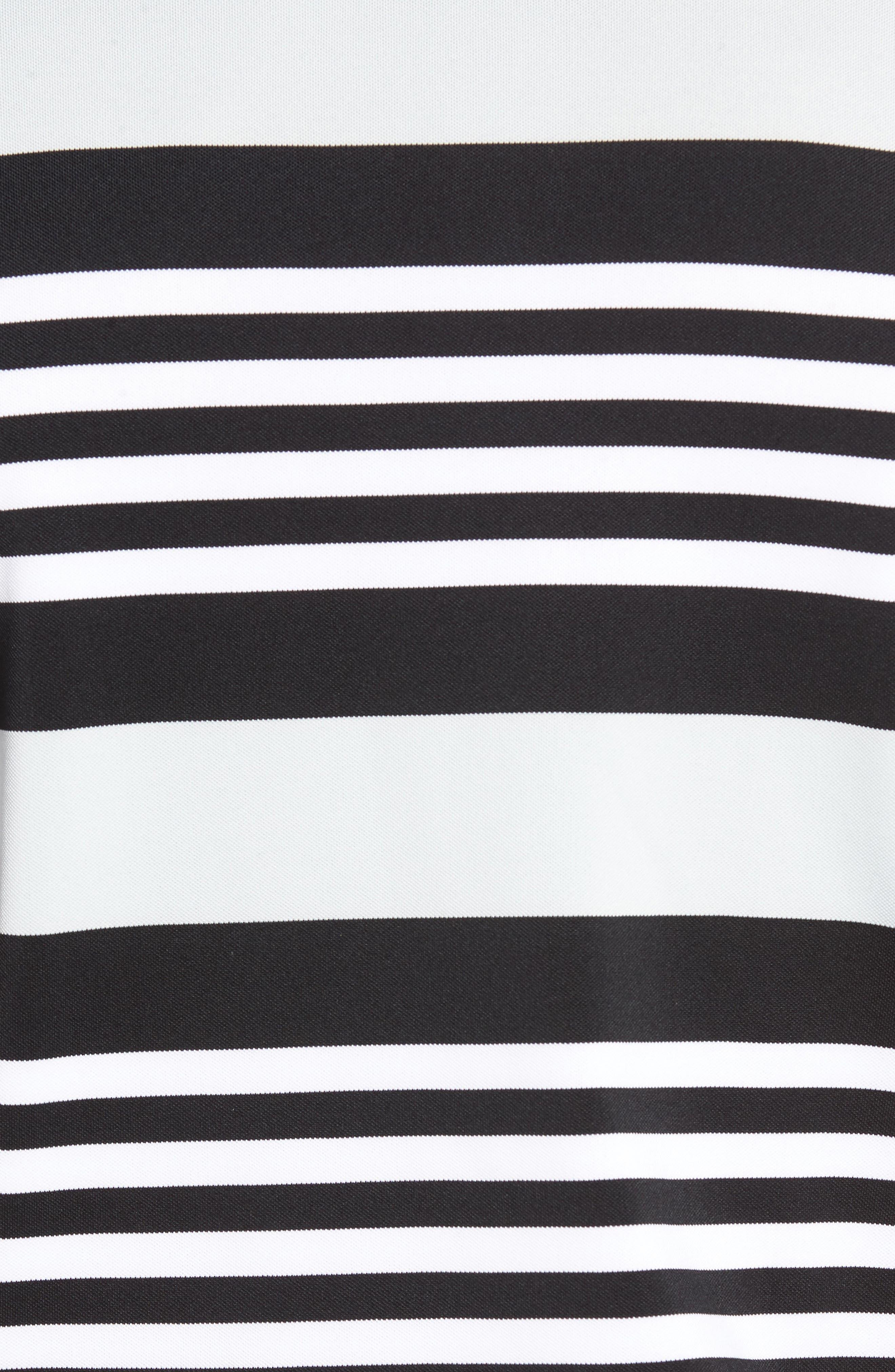 Alternate Image 5  - AG The Benson Stripe Piqué Polo