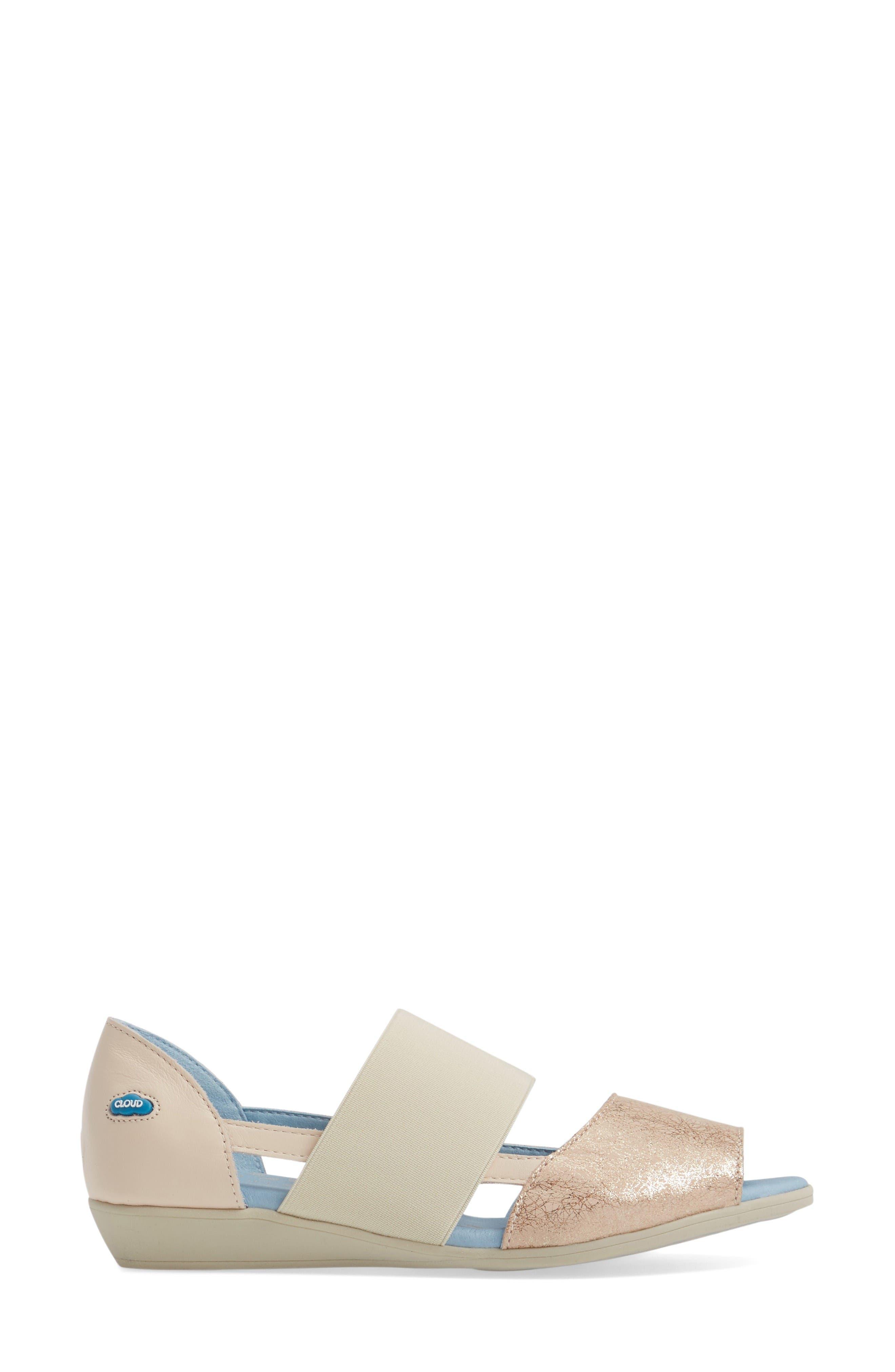 Alternate Image 3  - CLOUD 'Canary' Skimmer Flat (Women)