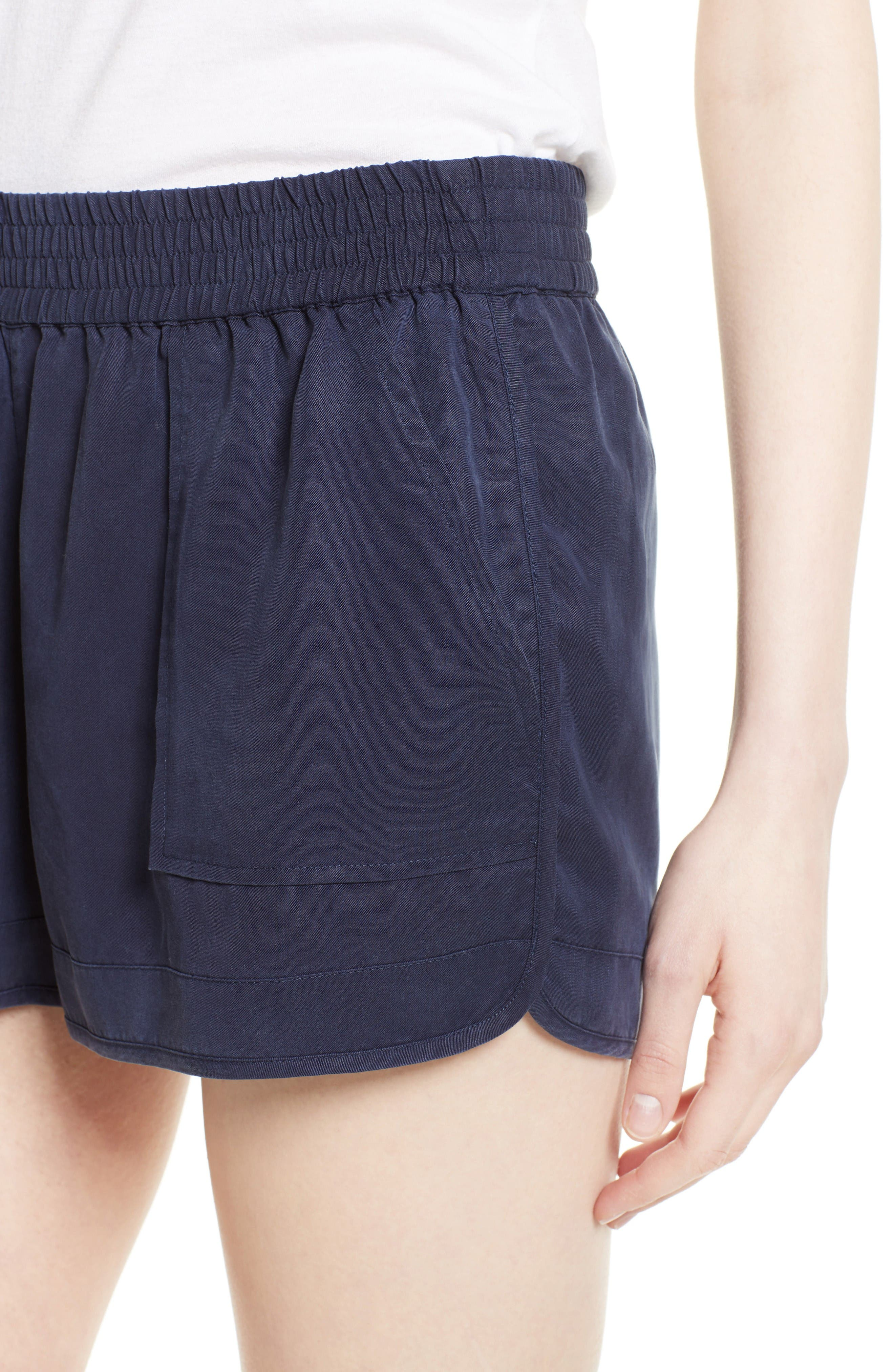 Alternate Image 5  - Joie Beso Woven Shorts