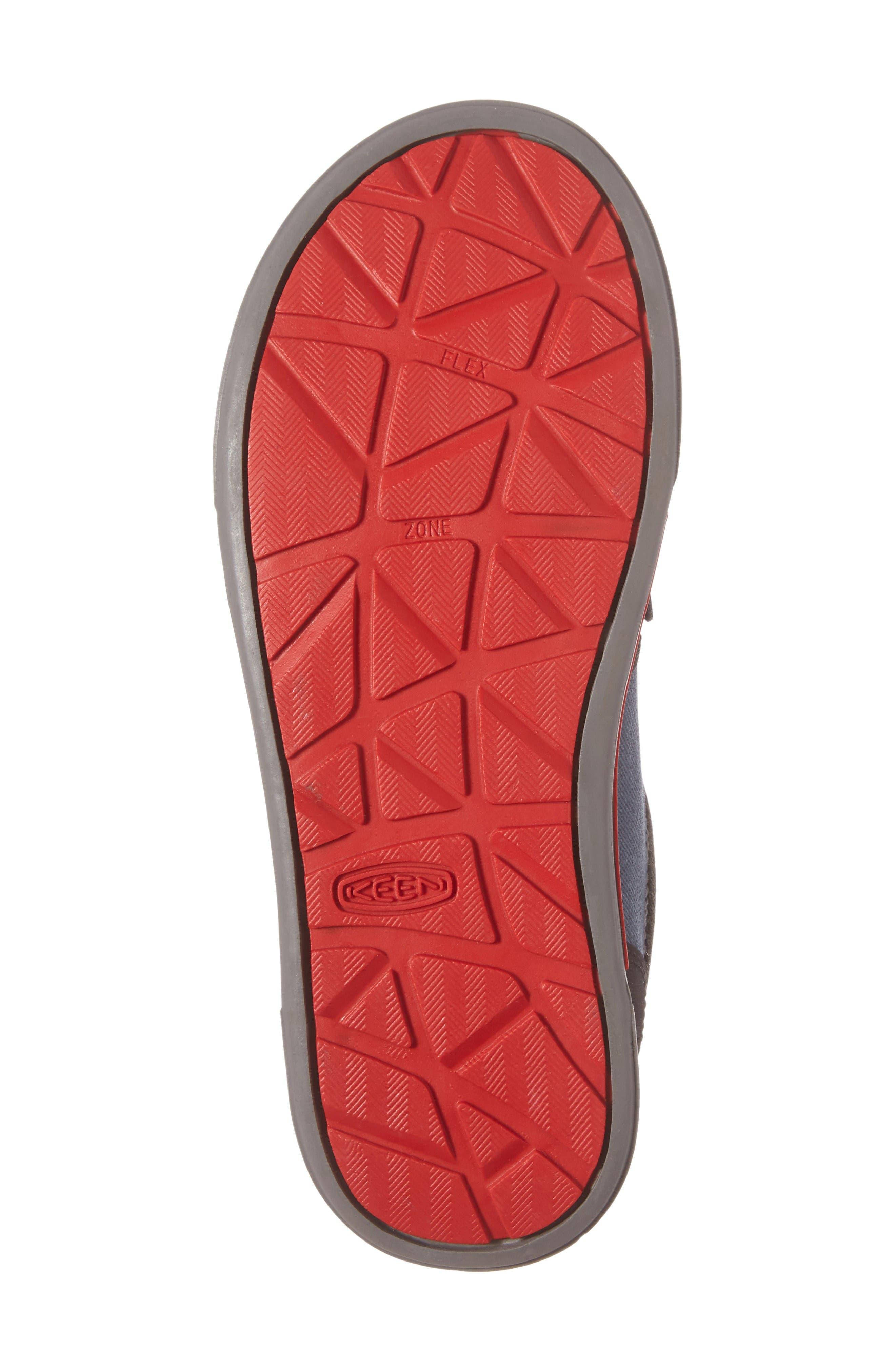 Encanto Wesley Sneaker,                             Alternate thumbnail 4, color,                             Midnight Navy/ Formula One