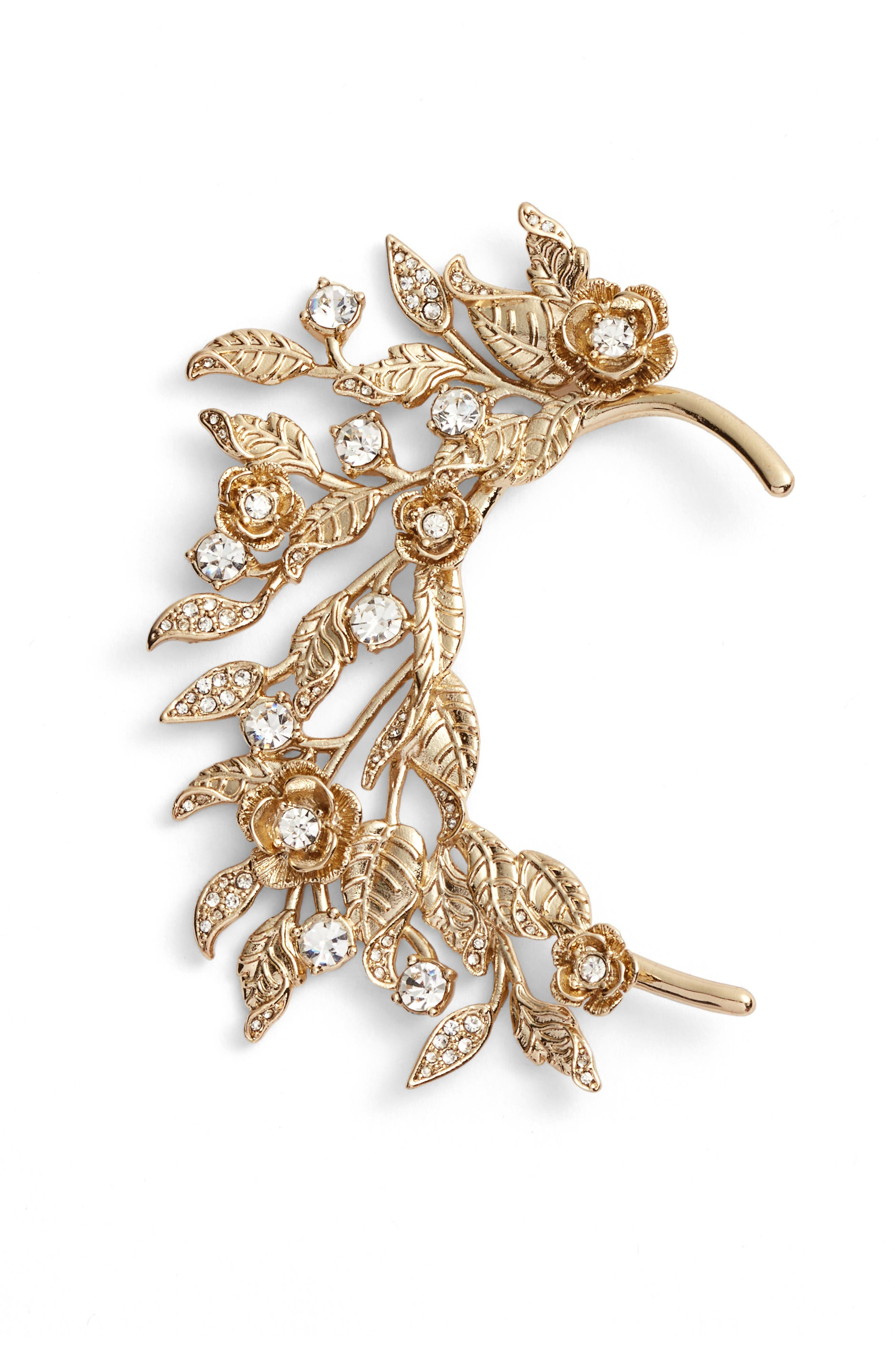 Alternate Image 1 Selected - Marchesa Ear Cuff
