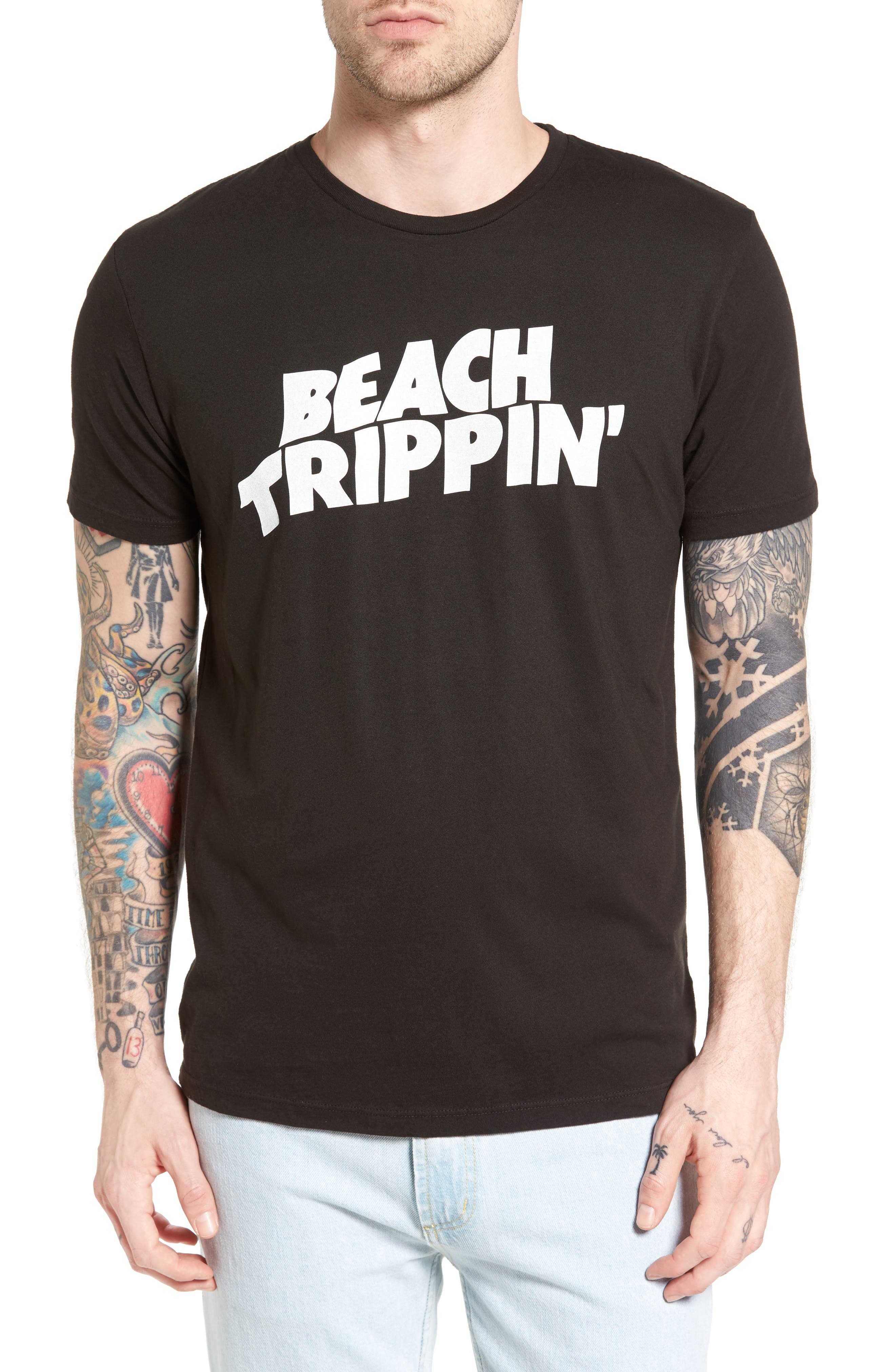 Altru Beach Trippin' Graphic T-Shirt