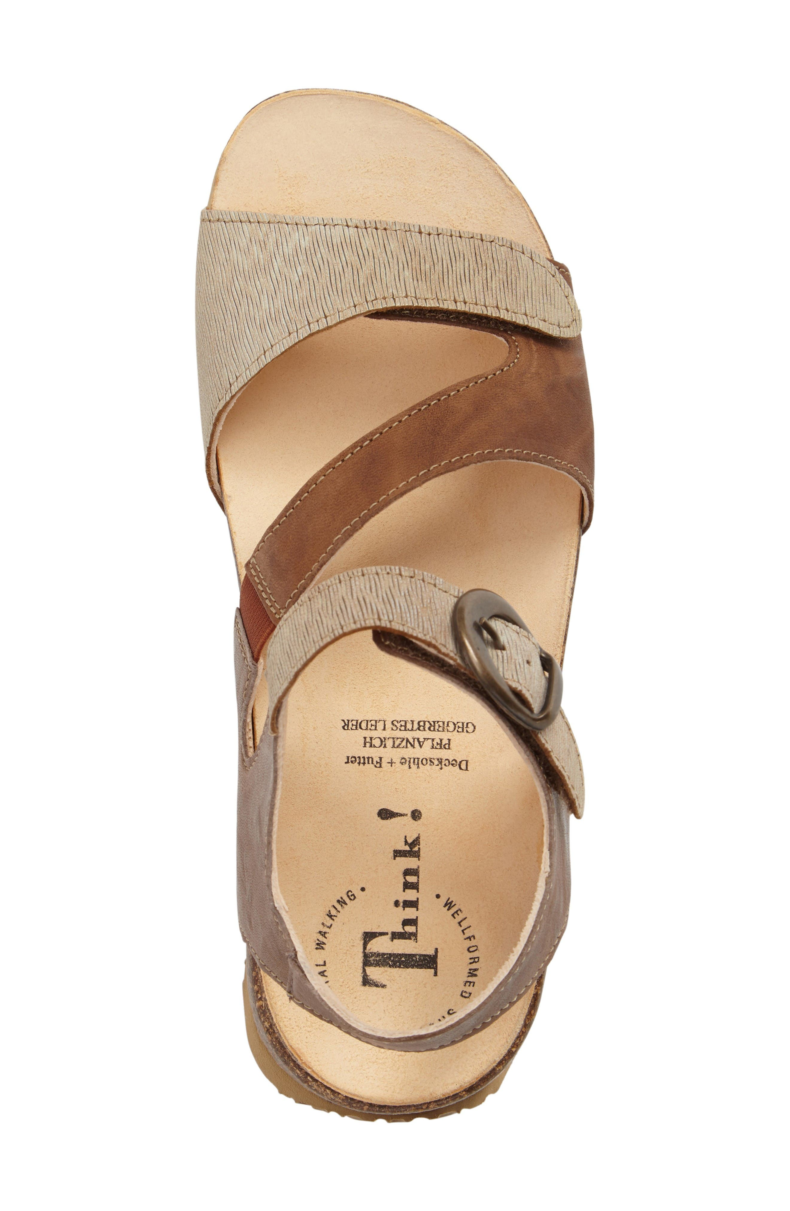 Alternate Image 5  - Think! Mizzi Sandal (Women)