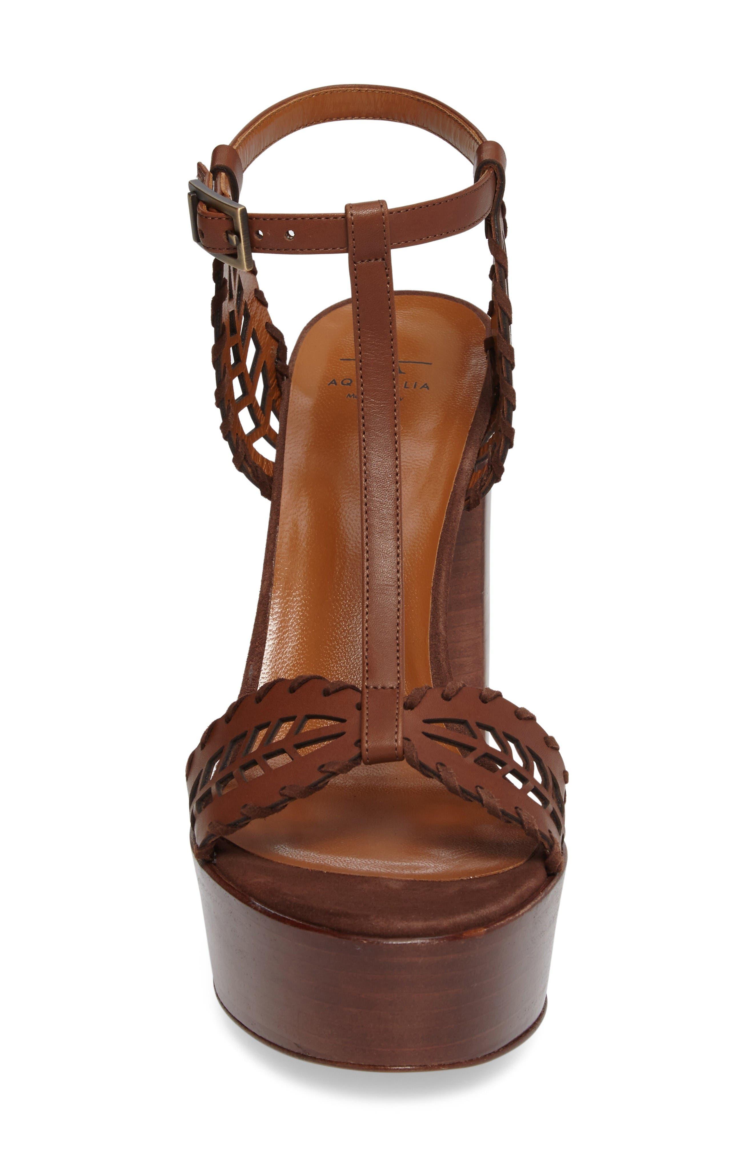 Alternate Image 4  - Aquatalia Isadora T-Strap Platform Sandal (Women)