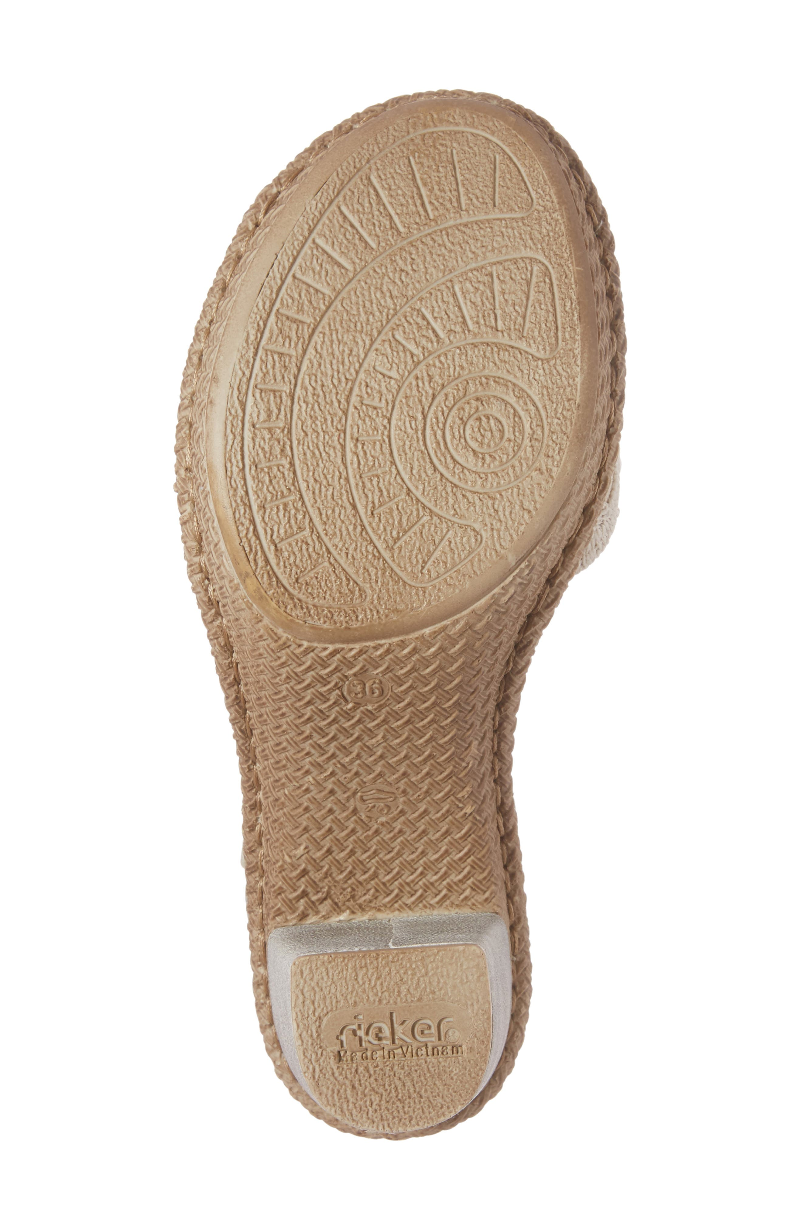 Alternate Image 6  - Rieker Antistress Rabea 61 Sandal (Women)