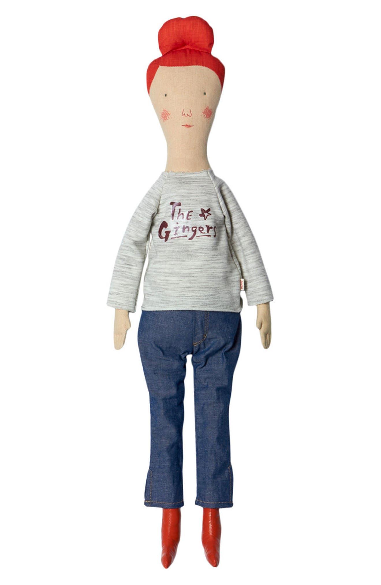 Main Image - Maileg Size 2 Ginger Mum Doll