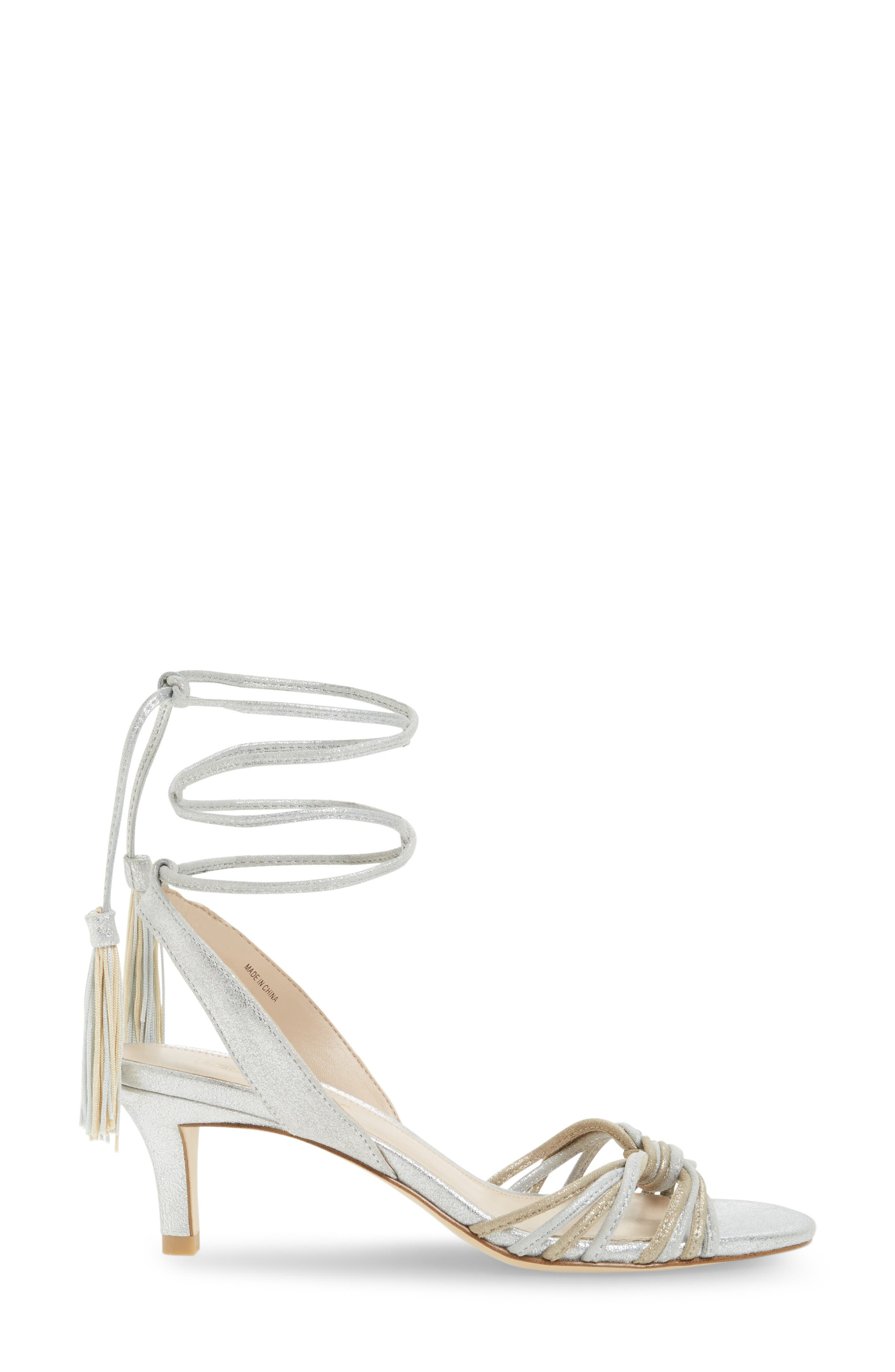 Alternate Image 3  - Pelle Moda Benni Sandal (Women)