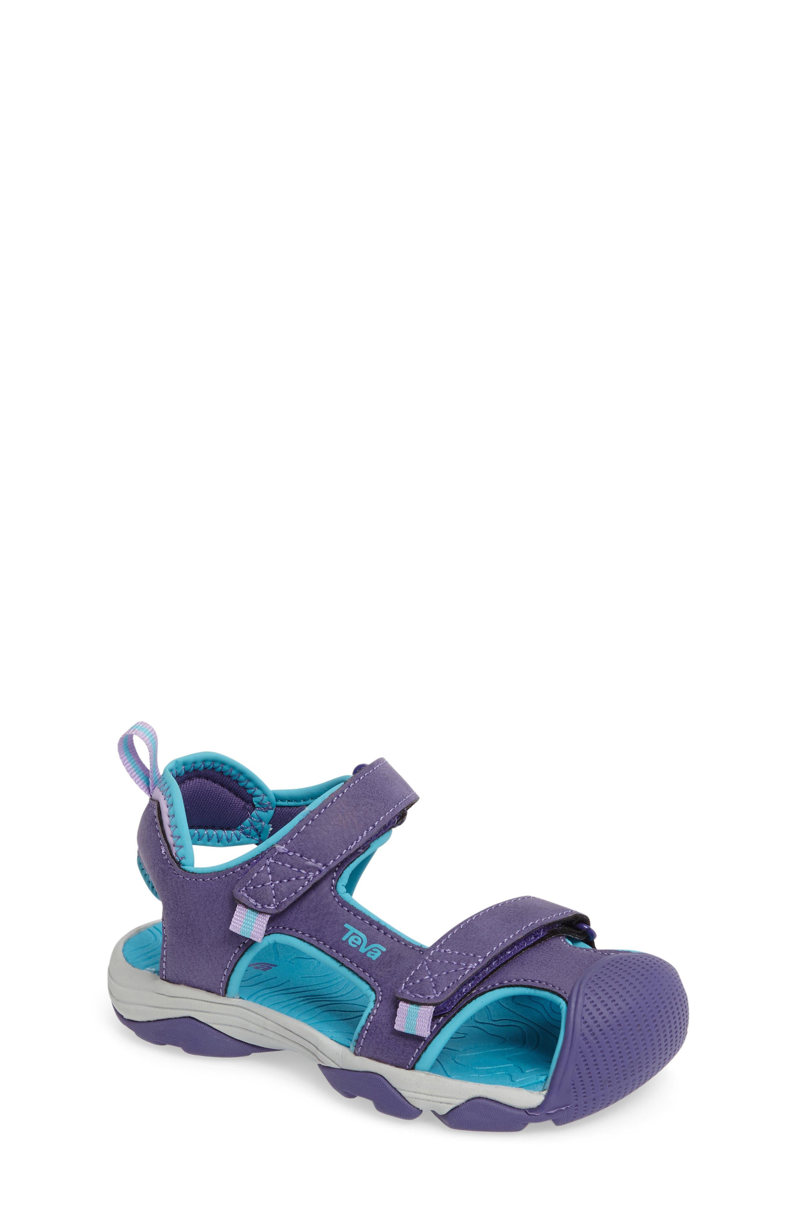 Alternate Image 1 Selected - Teva Toachi 4 Sport Sandal (Toddler, Little Kid & Big Kid)