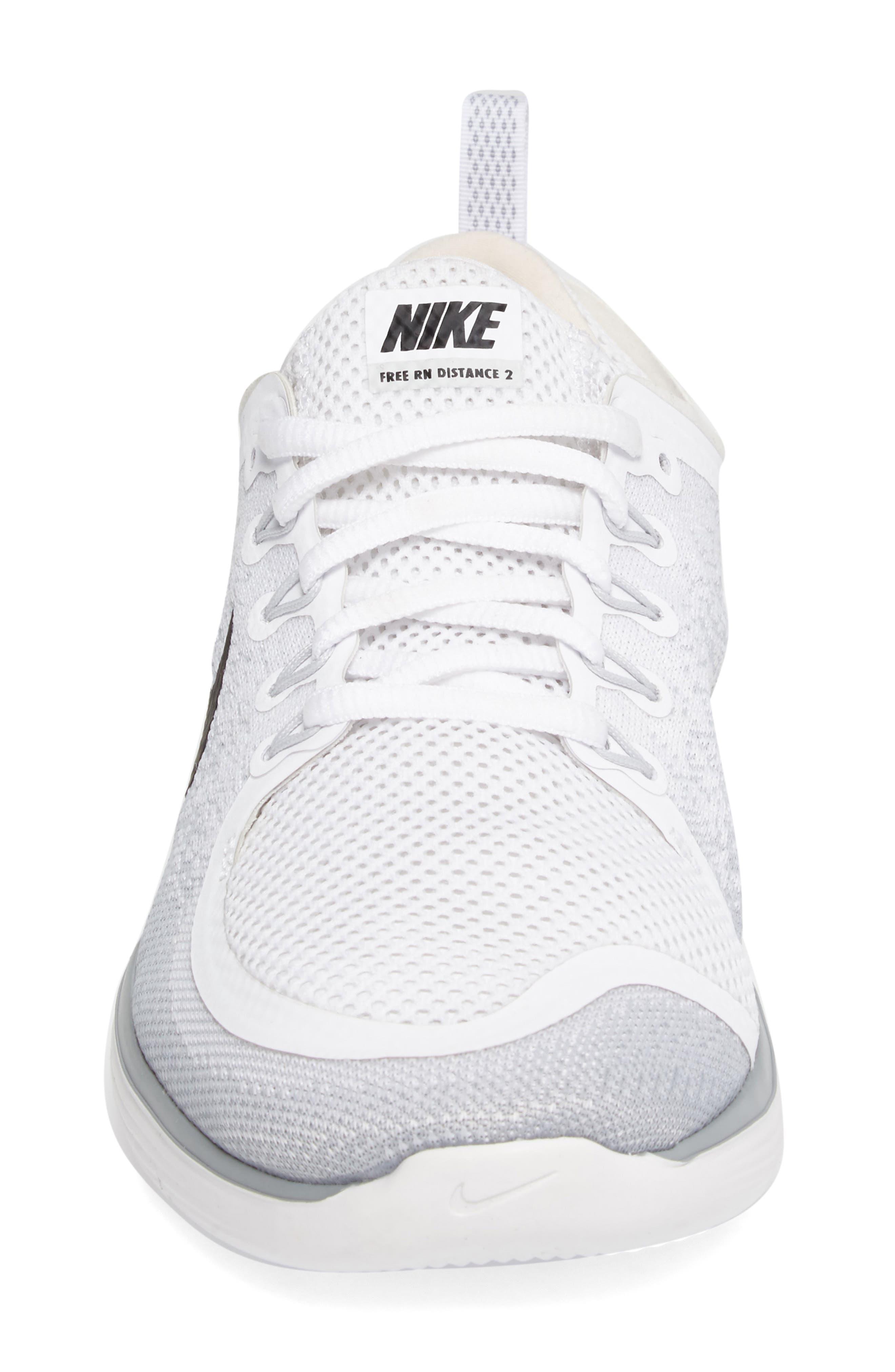Alternate Image 4  - Nike Free Run Distance 2 Running Shoe (Women)