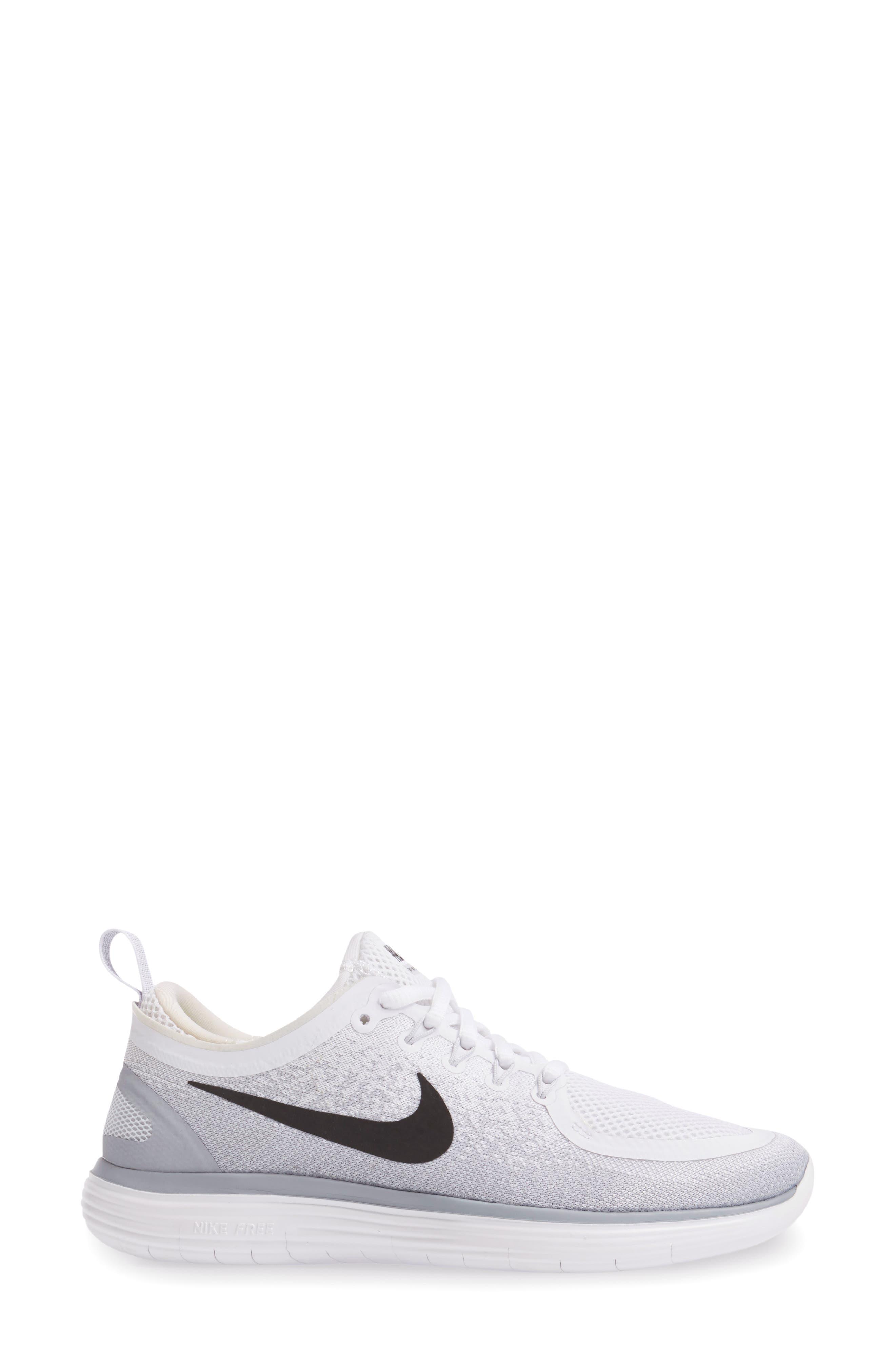 Alternate Image 3  - Nike Free Run Distance 2 Running Shoe (Women)