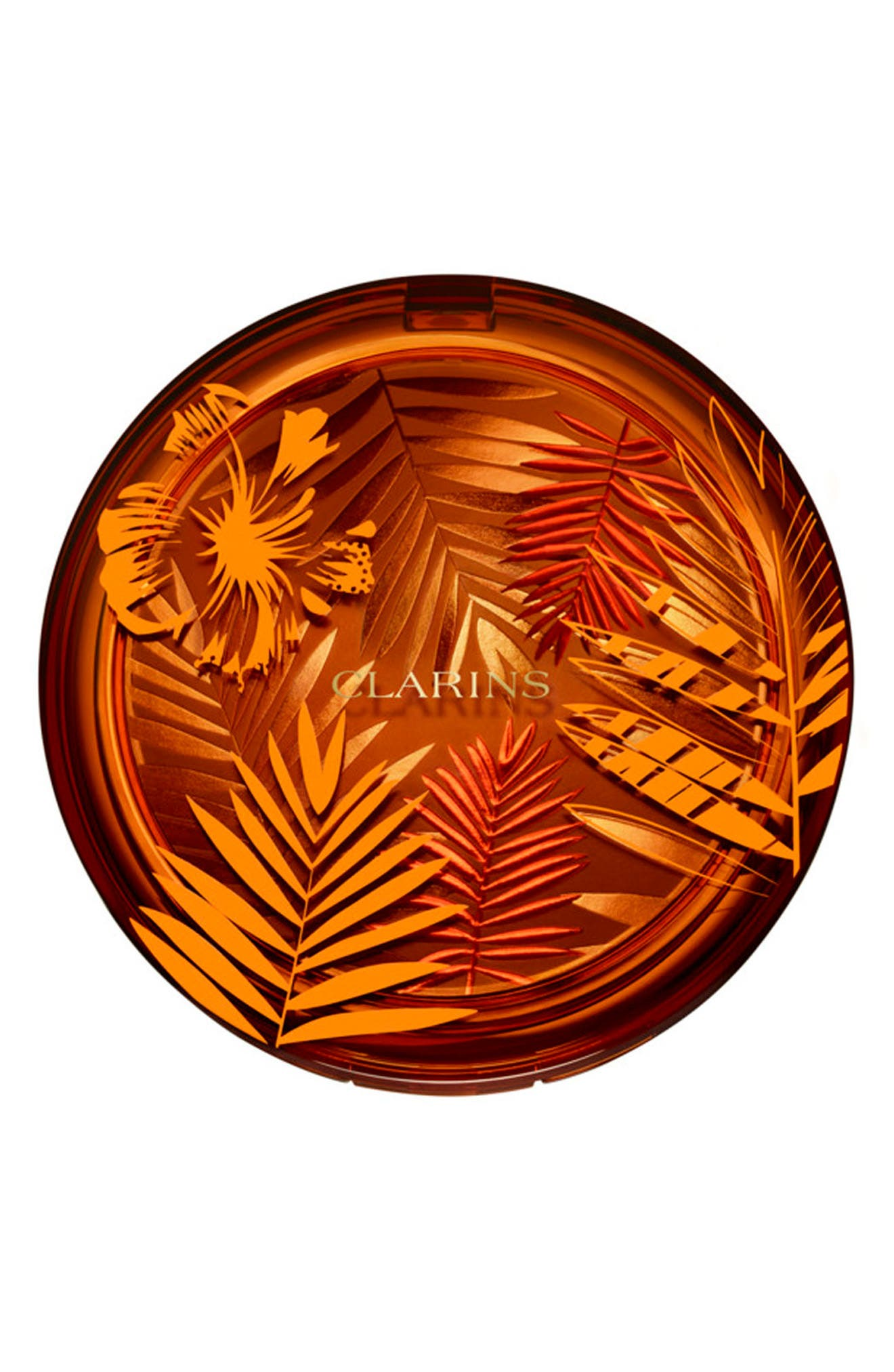 Alternate Image 2  - Clarins Sunkissed Bronzing & Blush Compact