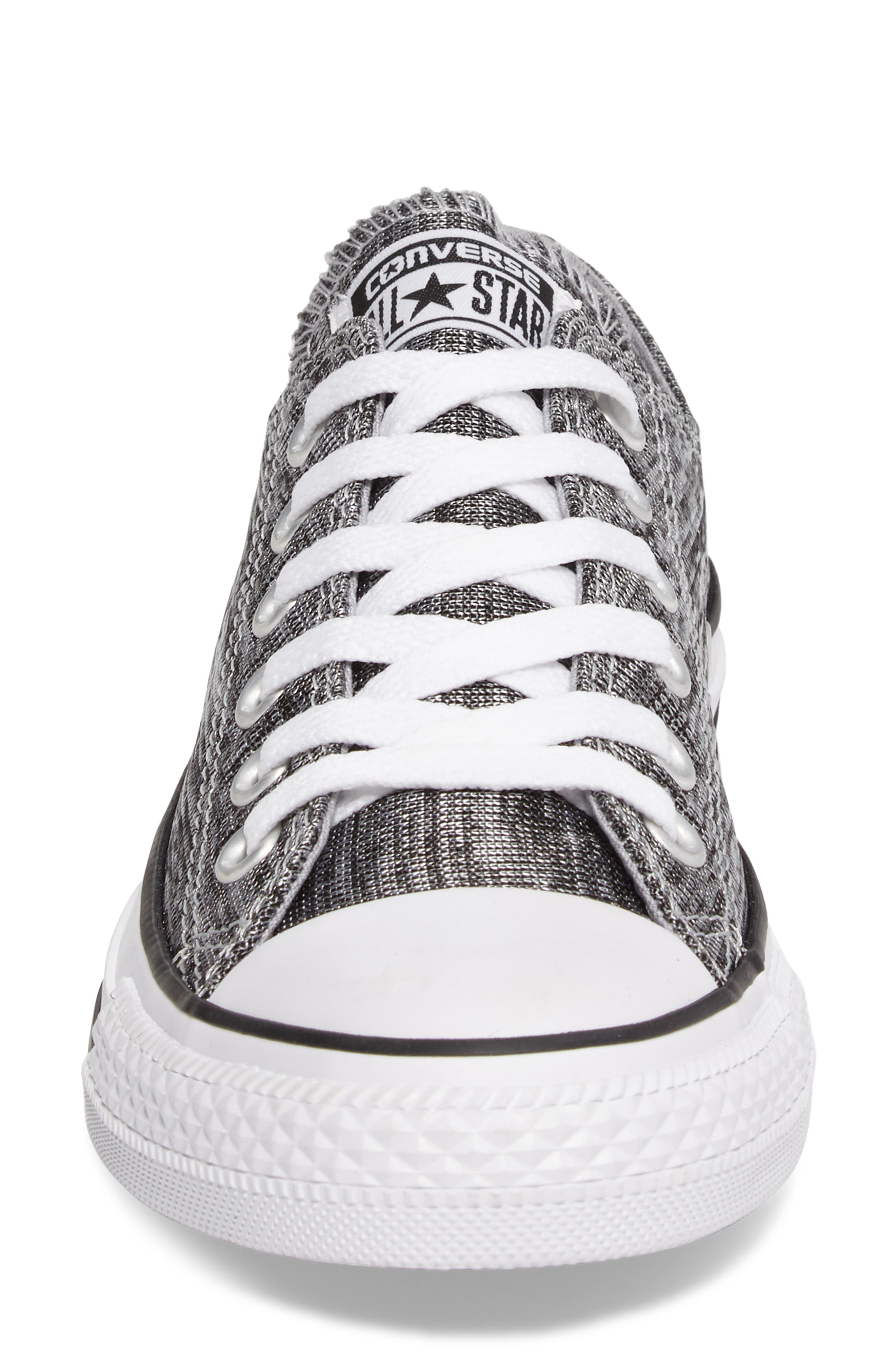 Alternate Image 4  - Converse Chuck Taylor® All Star® Knit Low Top Sneaker (Women)