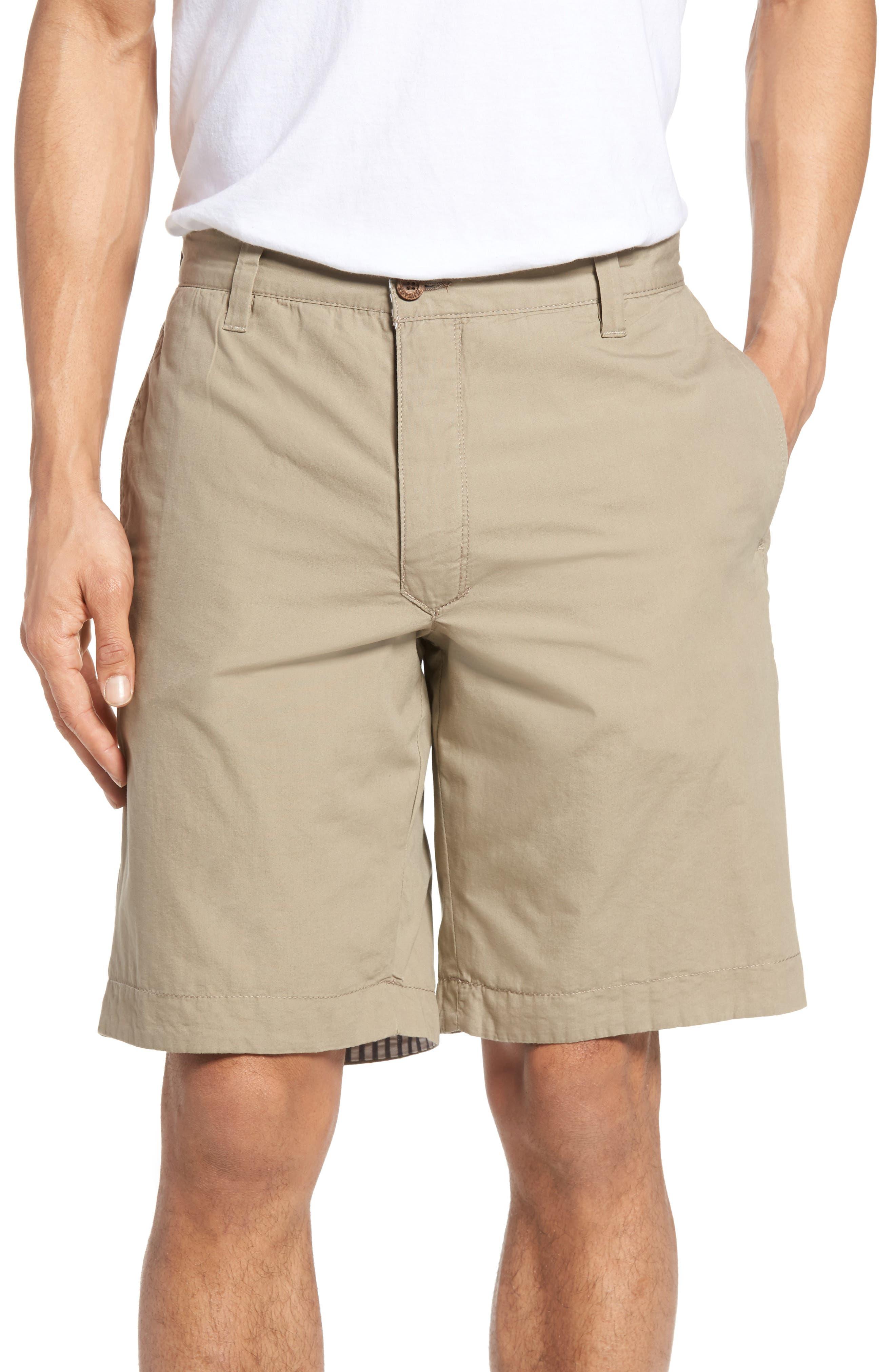Alternate Image 1 Selected - Tailor Vintage Reversible Walking Shorts