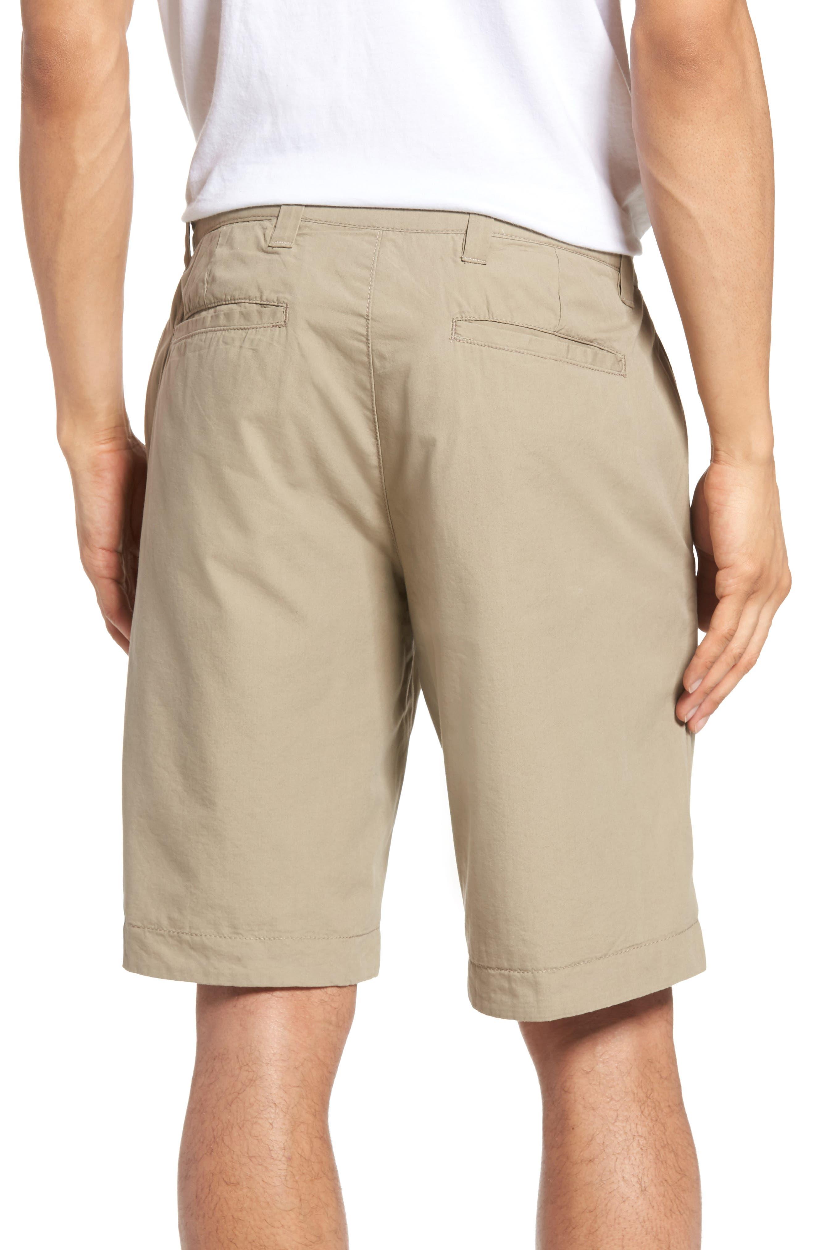 Alternate Image 2  - Tailor Vintage Reversible Walking Shorts