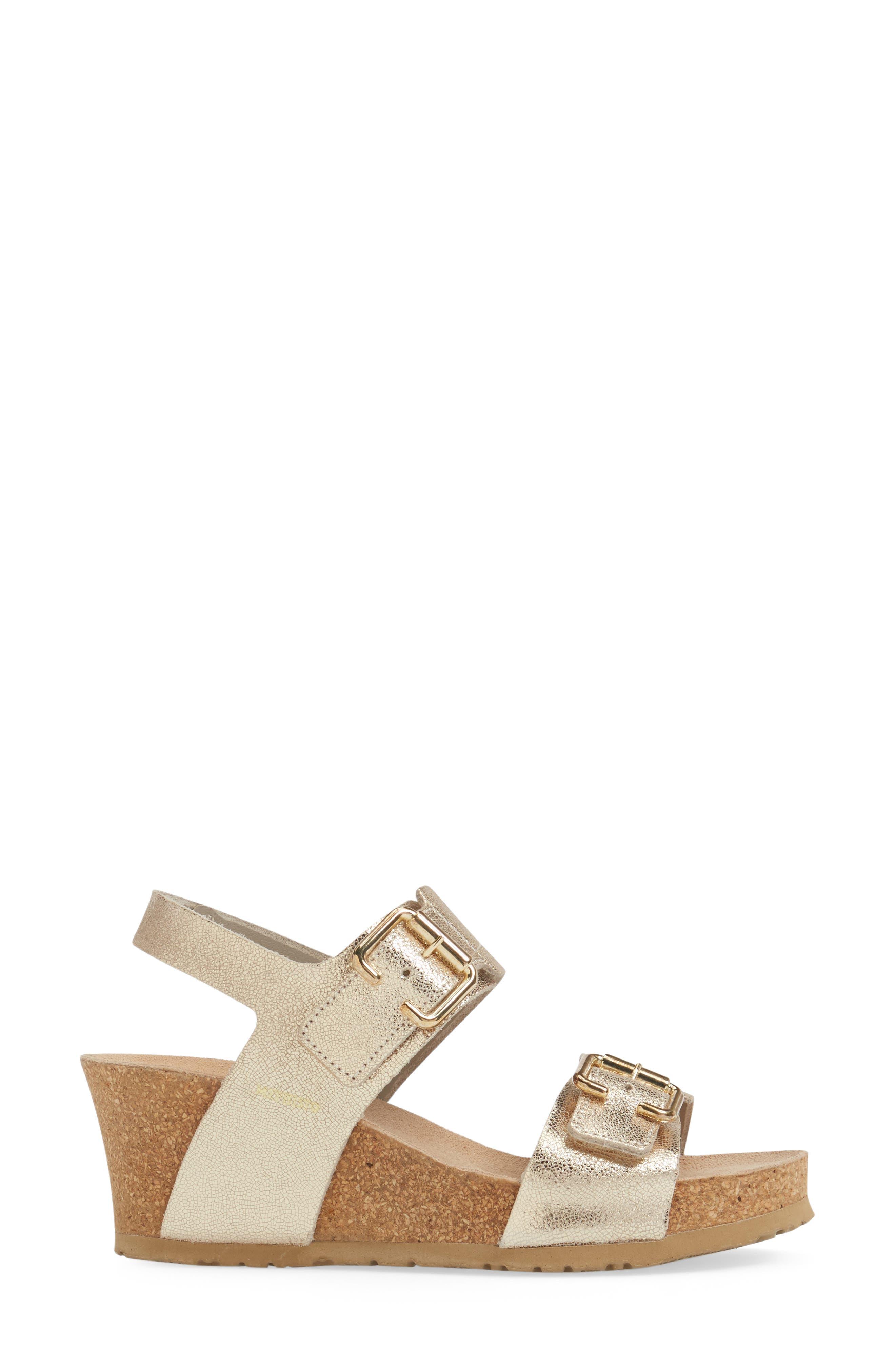 Alternate Image 3  - Mephisto Lissandra Platform Wedge Sandal (Women)